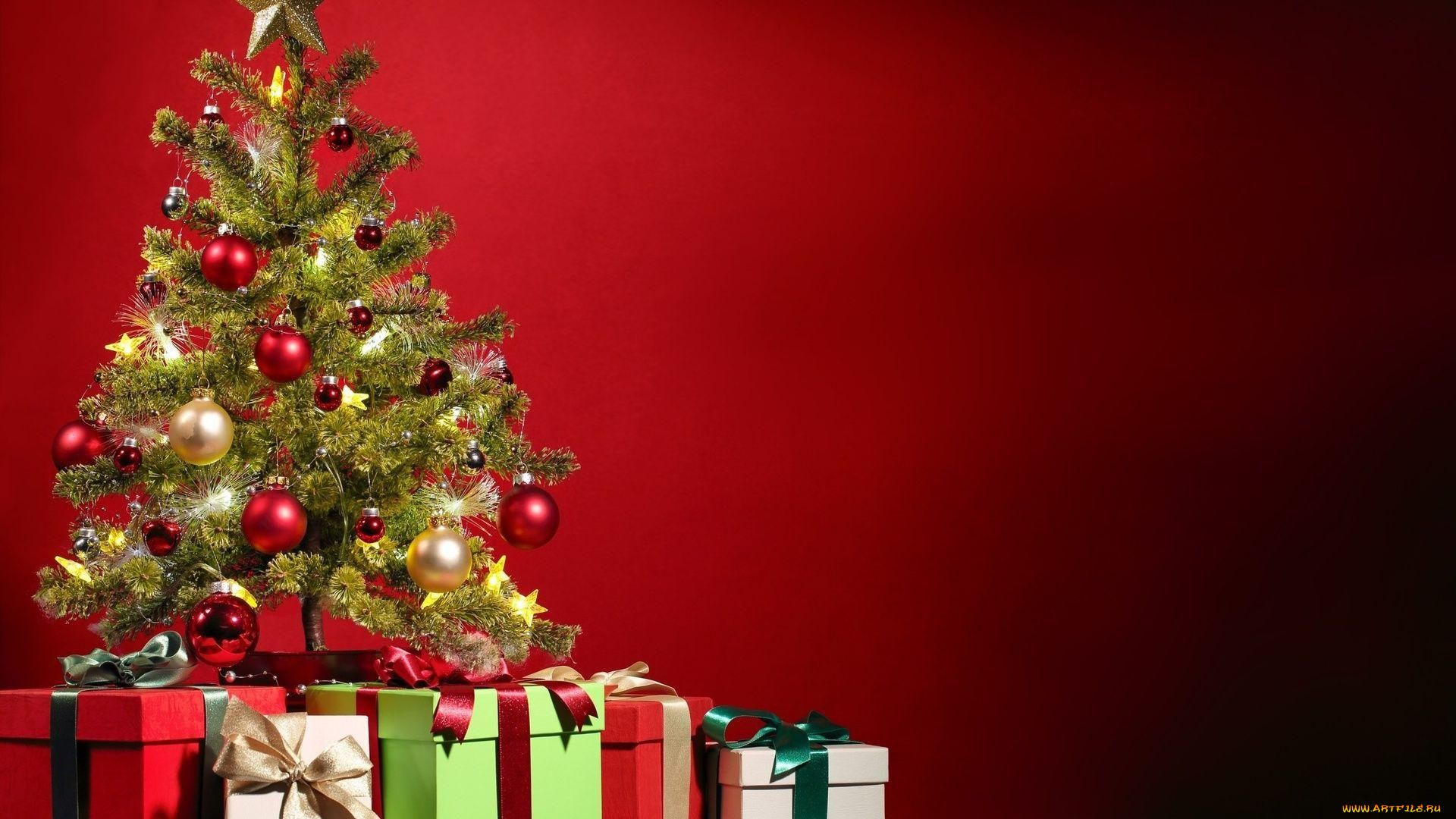 Christmas Tree High Definition