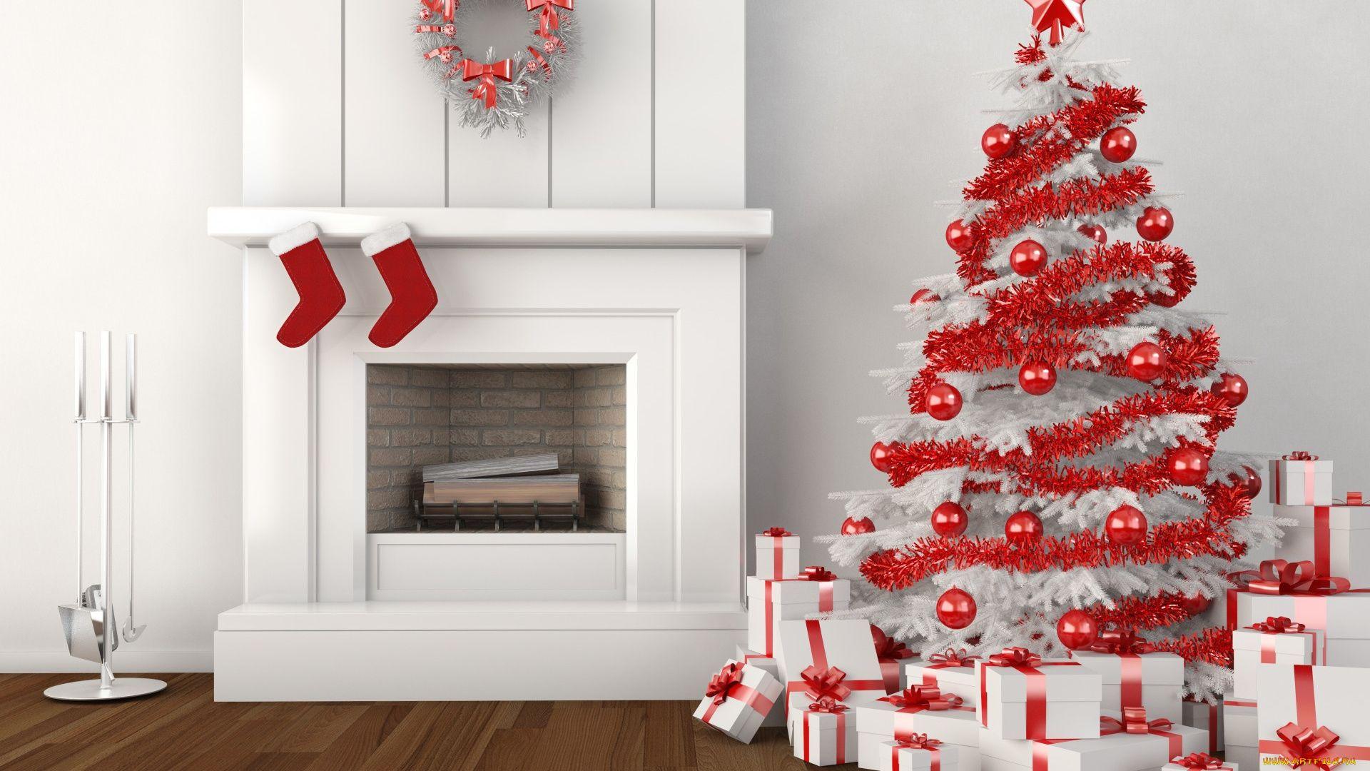 Christmas Tree full hd wallpaper