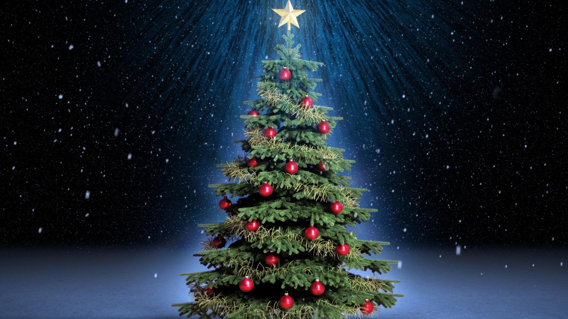 Christmas Tree wallpaper download