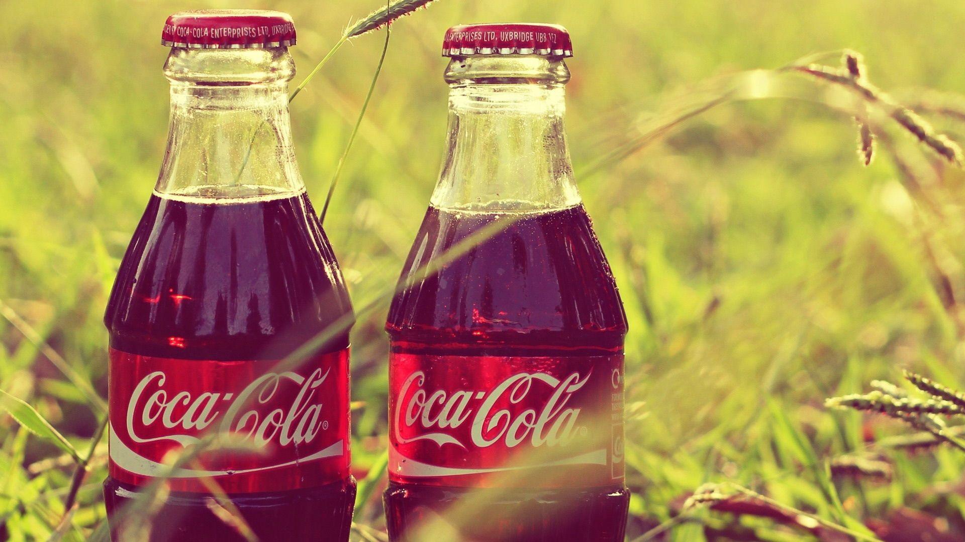Coca Cola Background