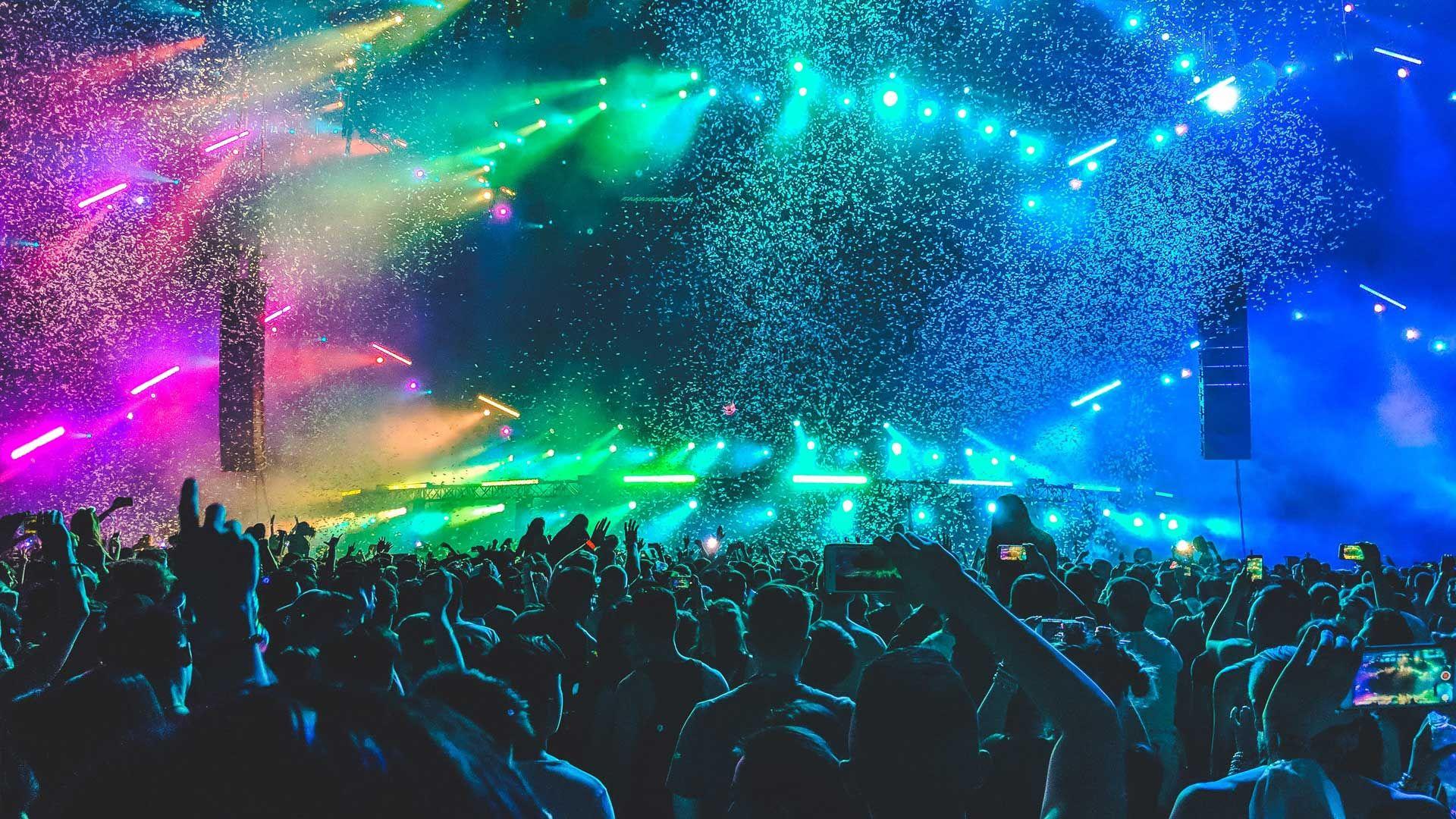 Concert beautiful wallpaper