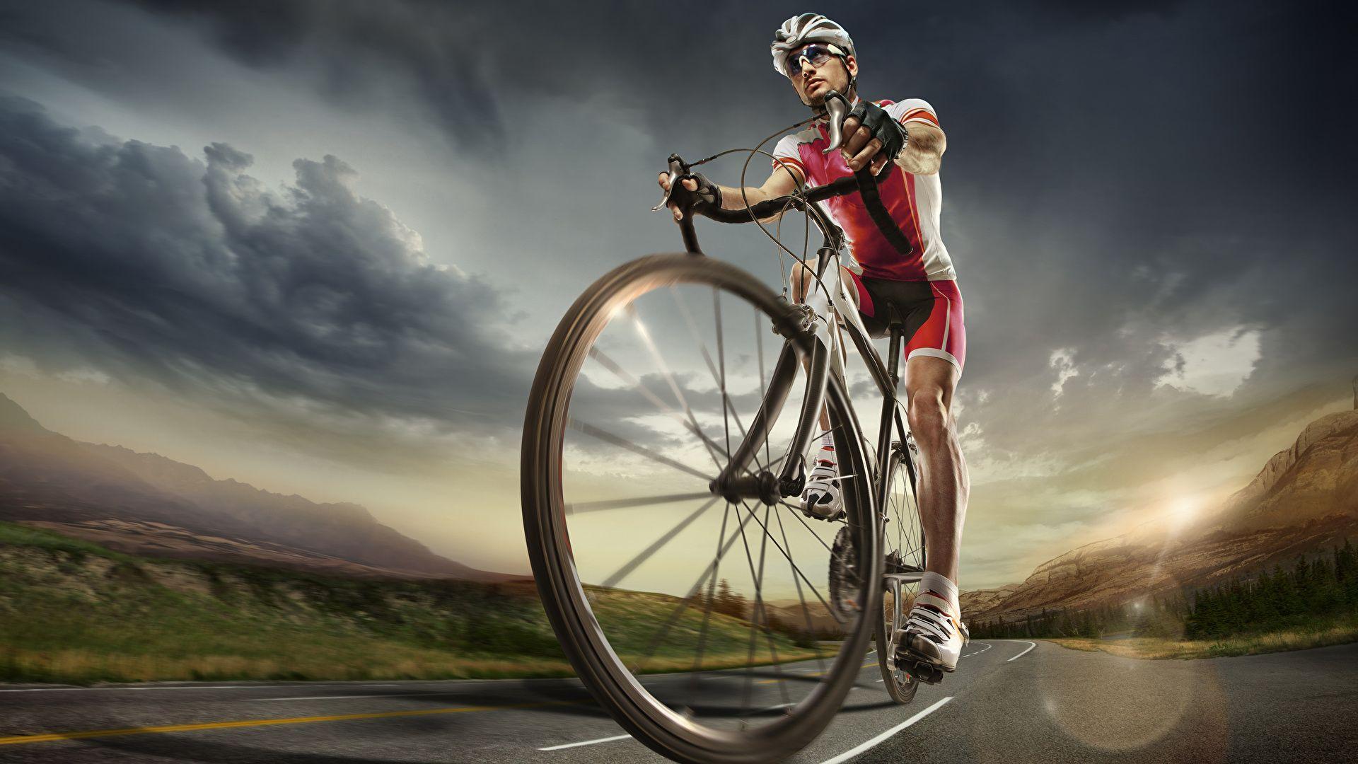 Cycling wallpaper photo full hd