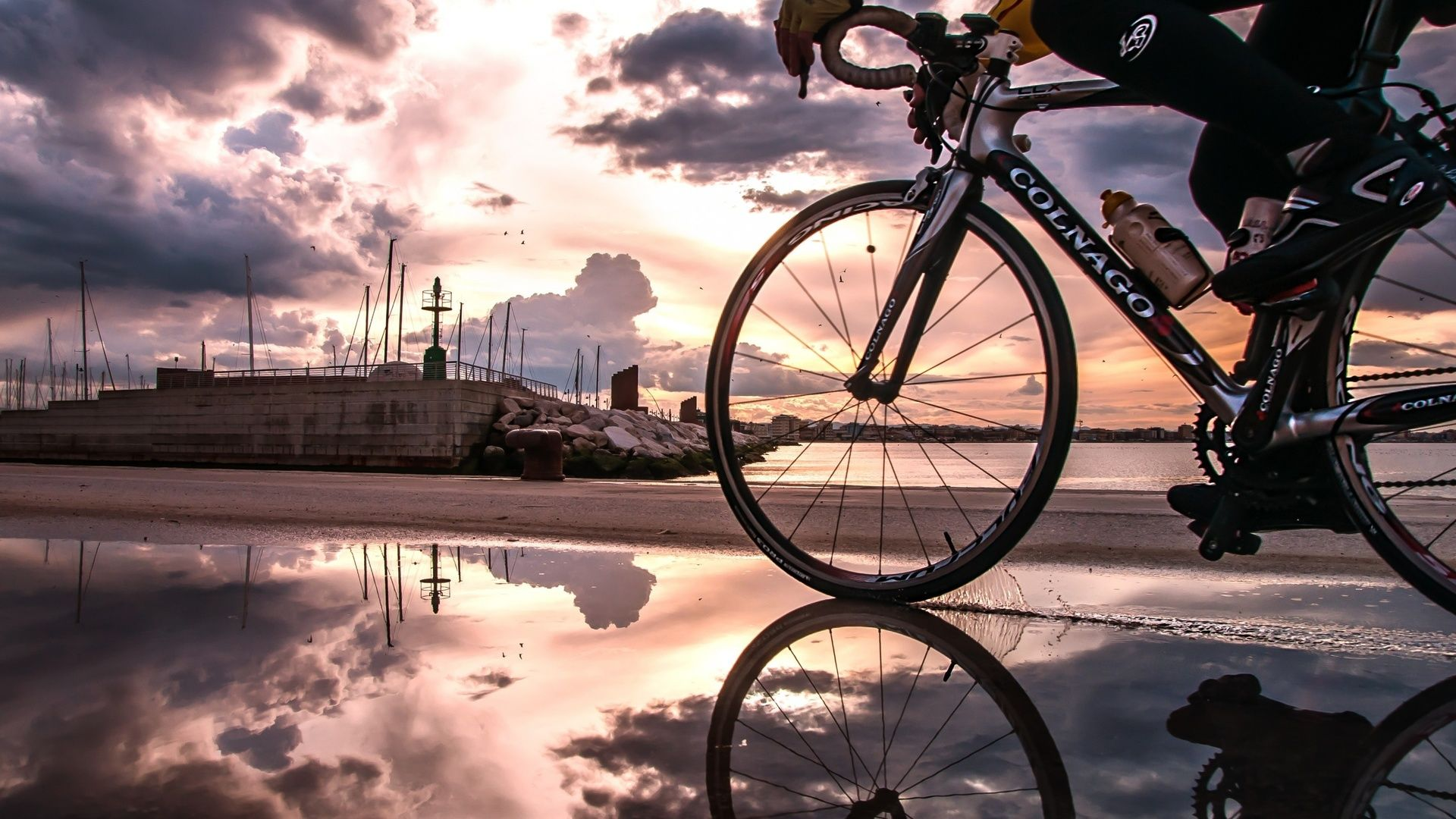 Cycling Free Wallpaper and Background