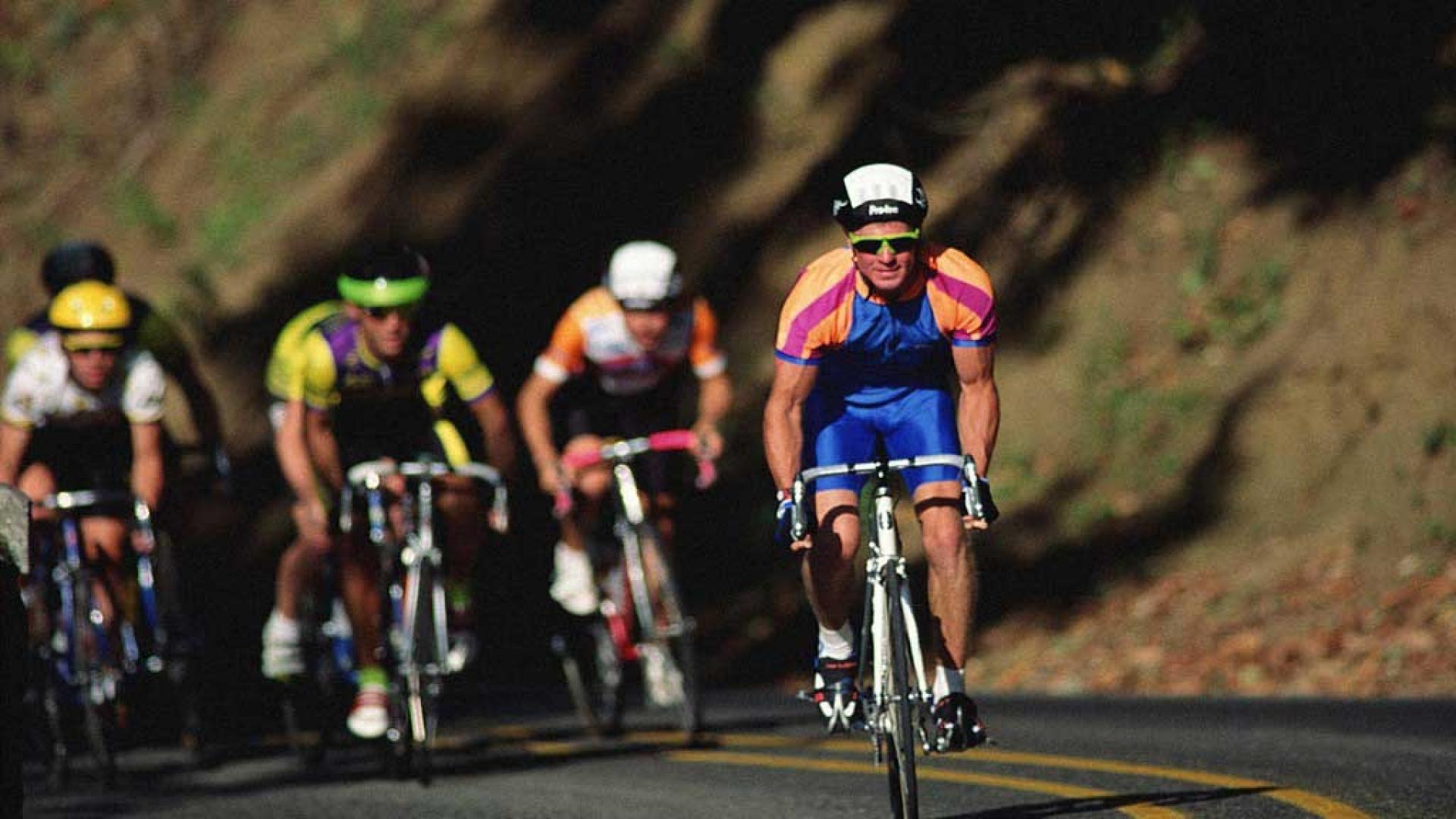 Cycling Wallpaper Theme
