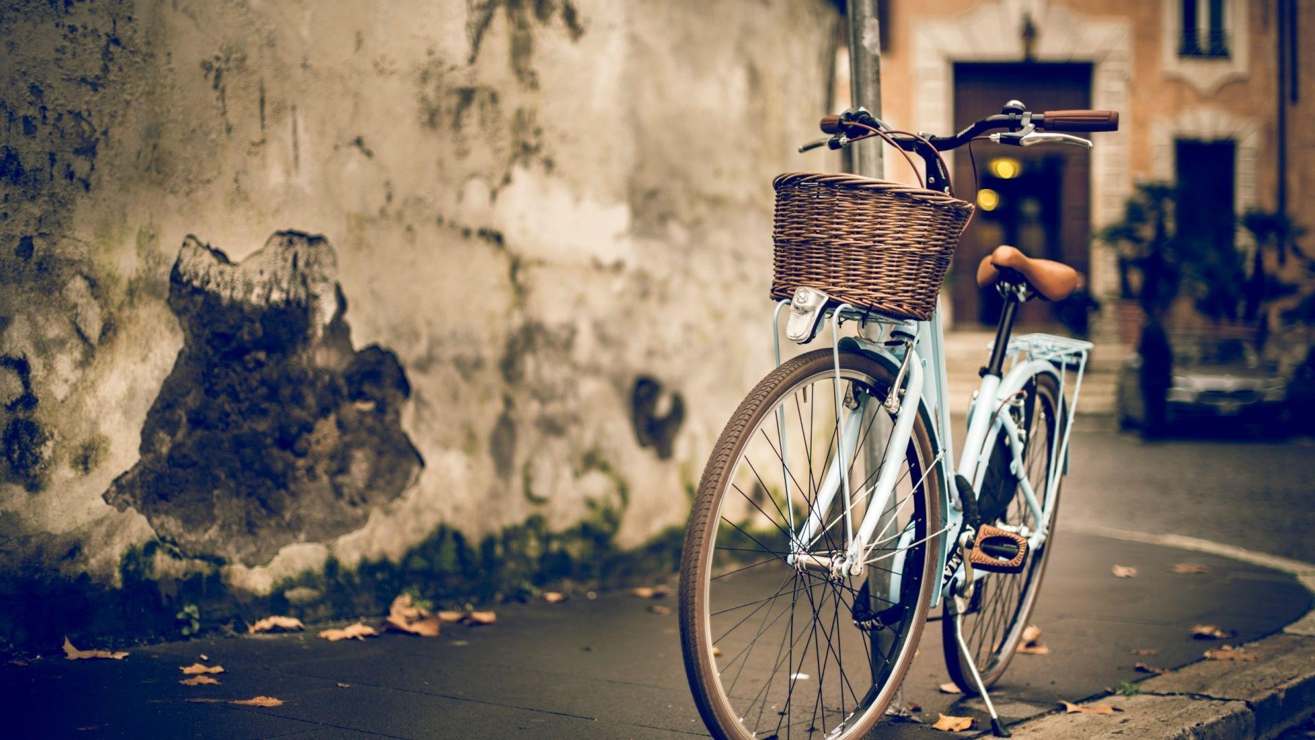 Cycling computer wallpaper
