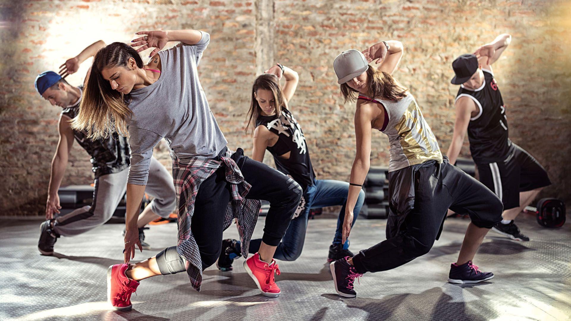 Dance wallpaper theme