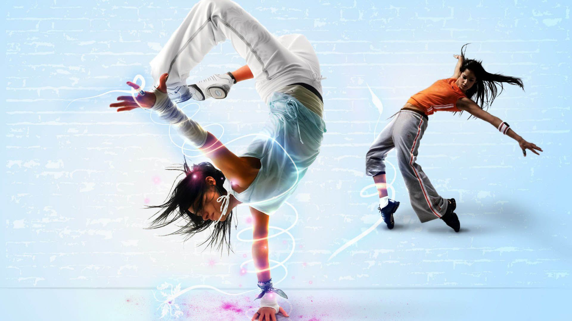 Dance HD Desktop Wallpaper