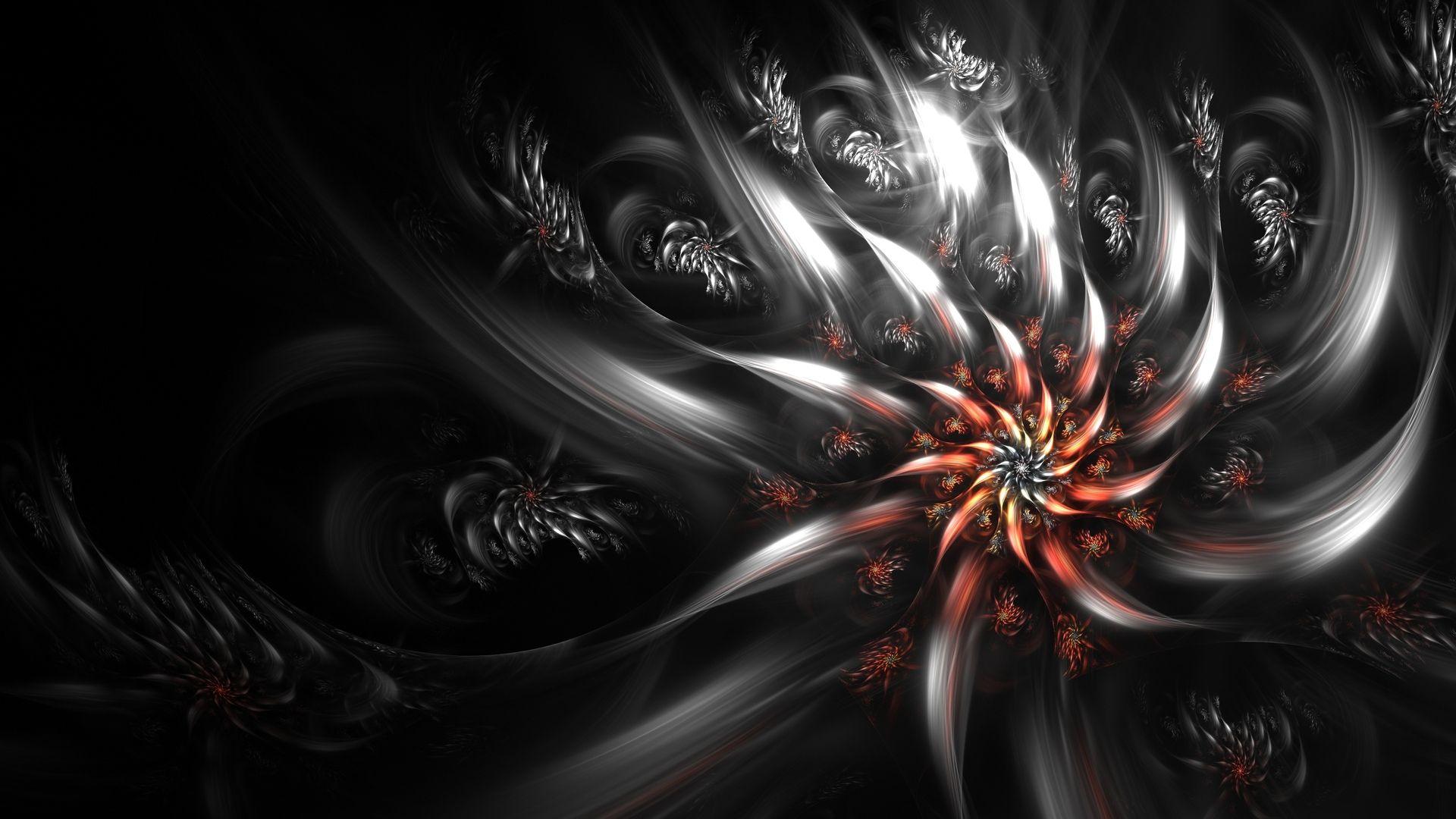 Fractal Flower hd wallpaper 1080