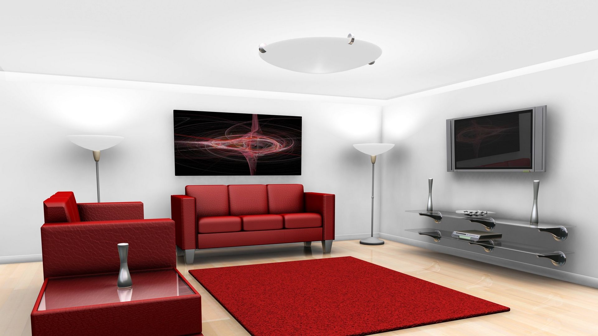 Furniture Background Wallpaper