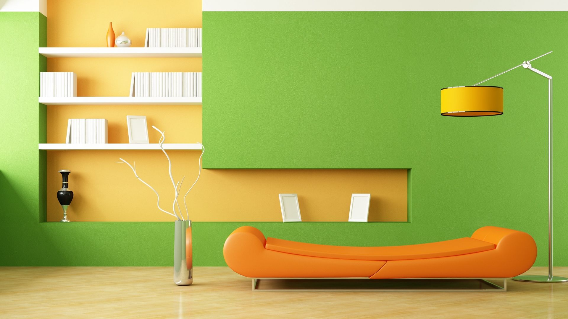 Furniture HD Desktop Wallpaper