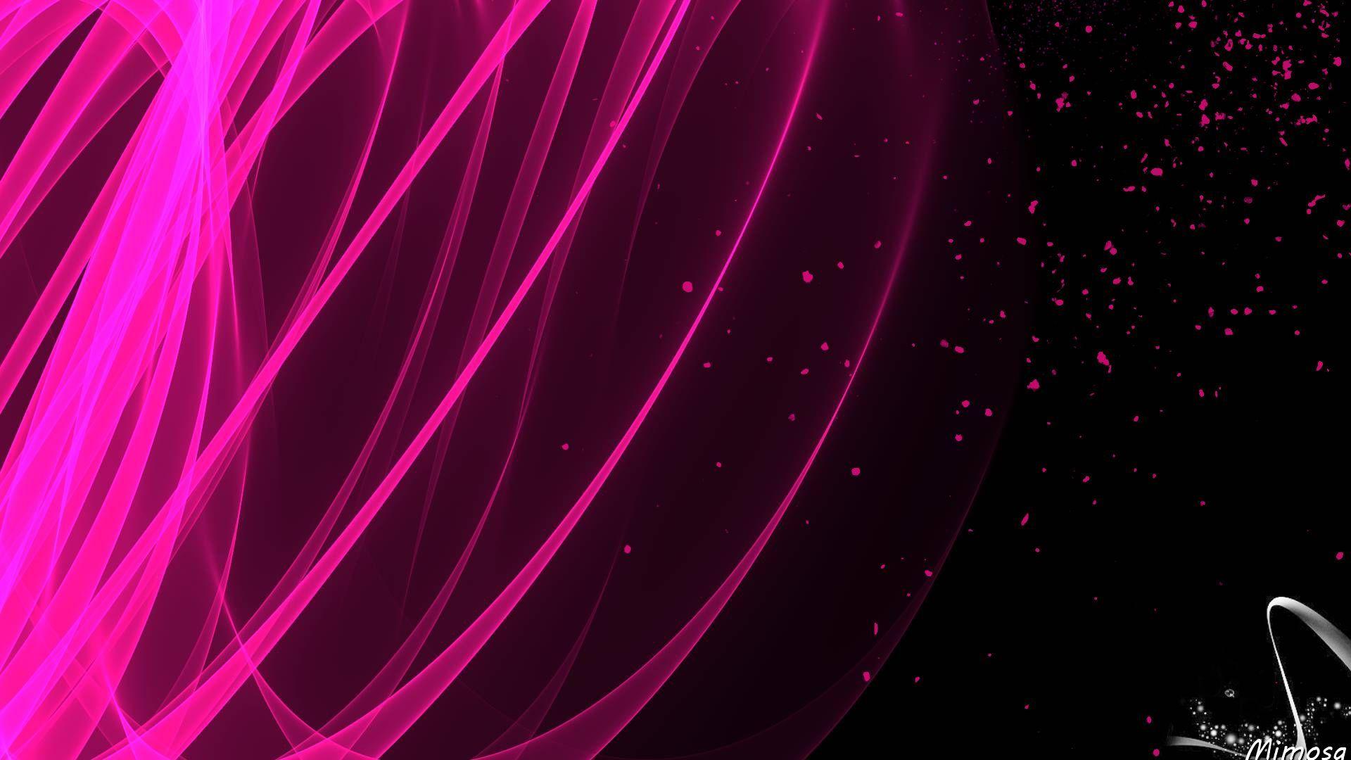 Fuschia Full HD Wallpaper