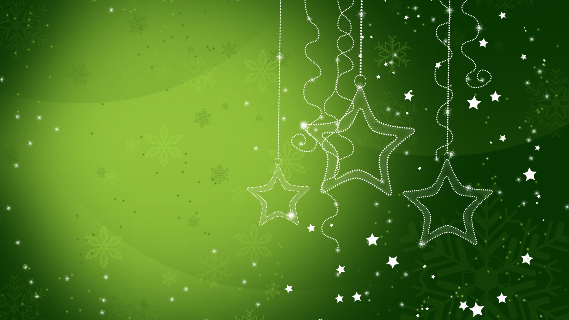 Green Christmas wallpaper photo hd