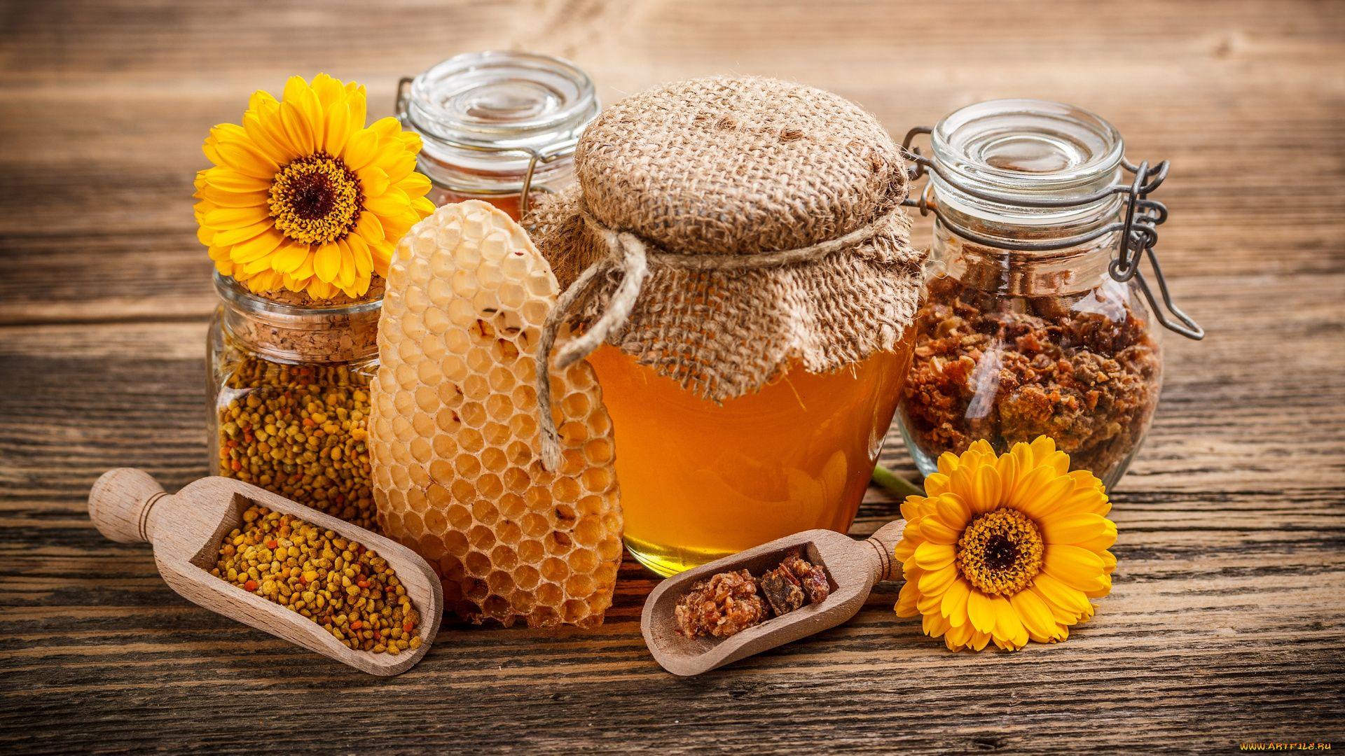 Honey 1080p Wallpaper