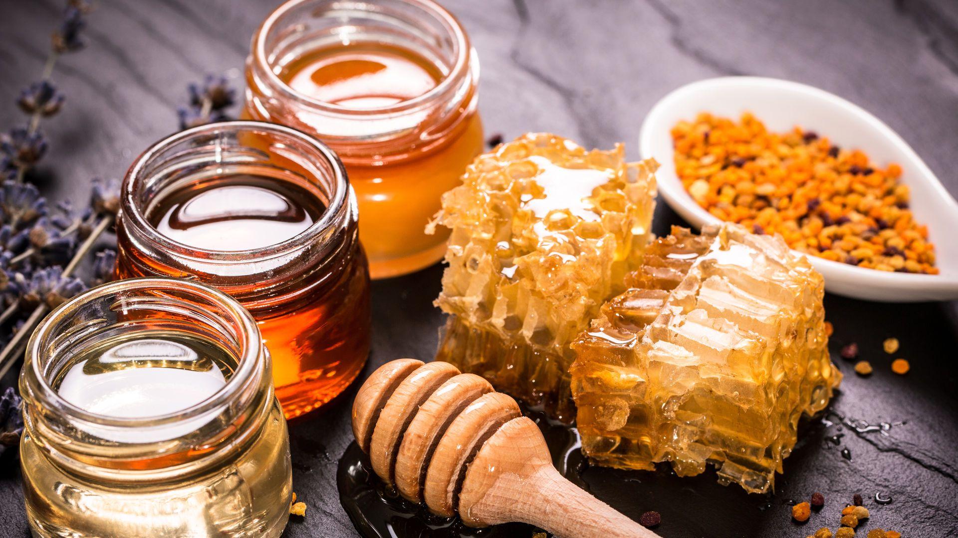 Honey wallpaper photo