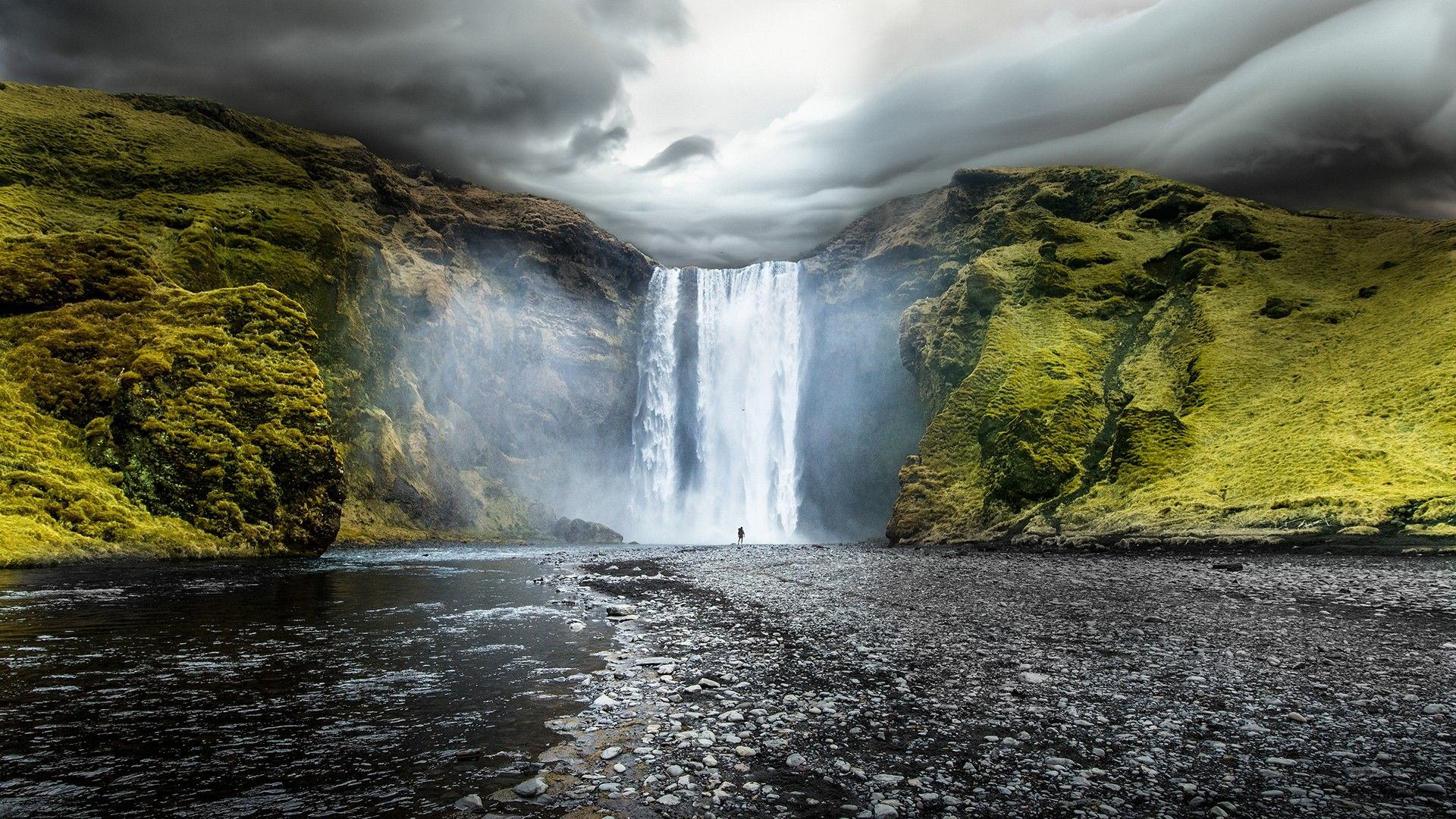 Iceland Free Wallpaper