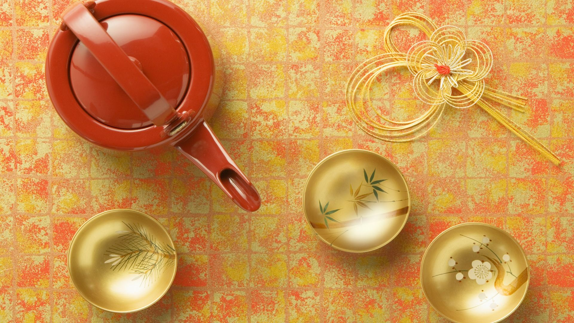Japanese New Year HD Desktop Wallpaper