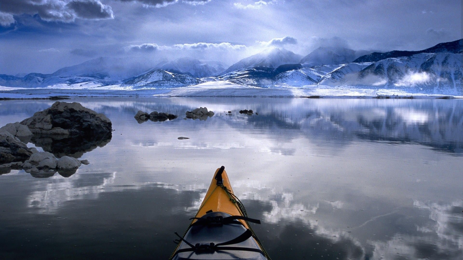 Kayak wallpaper picture hd