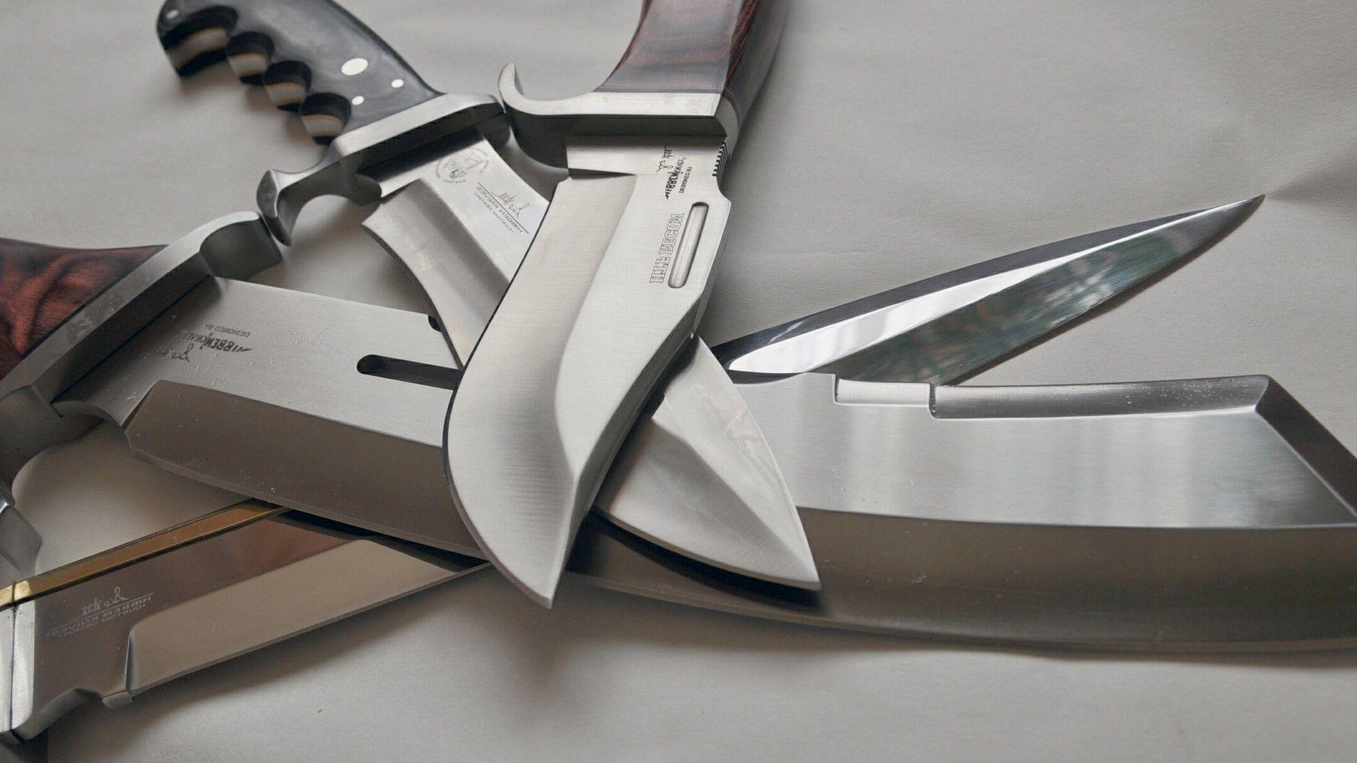 Knife screen wallpaper