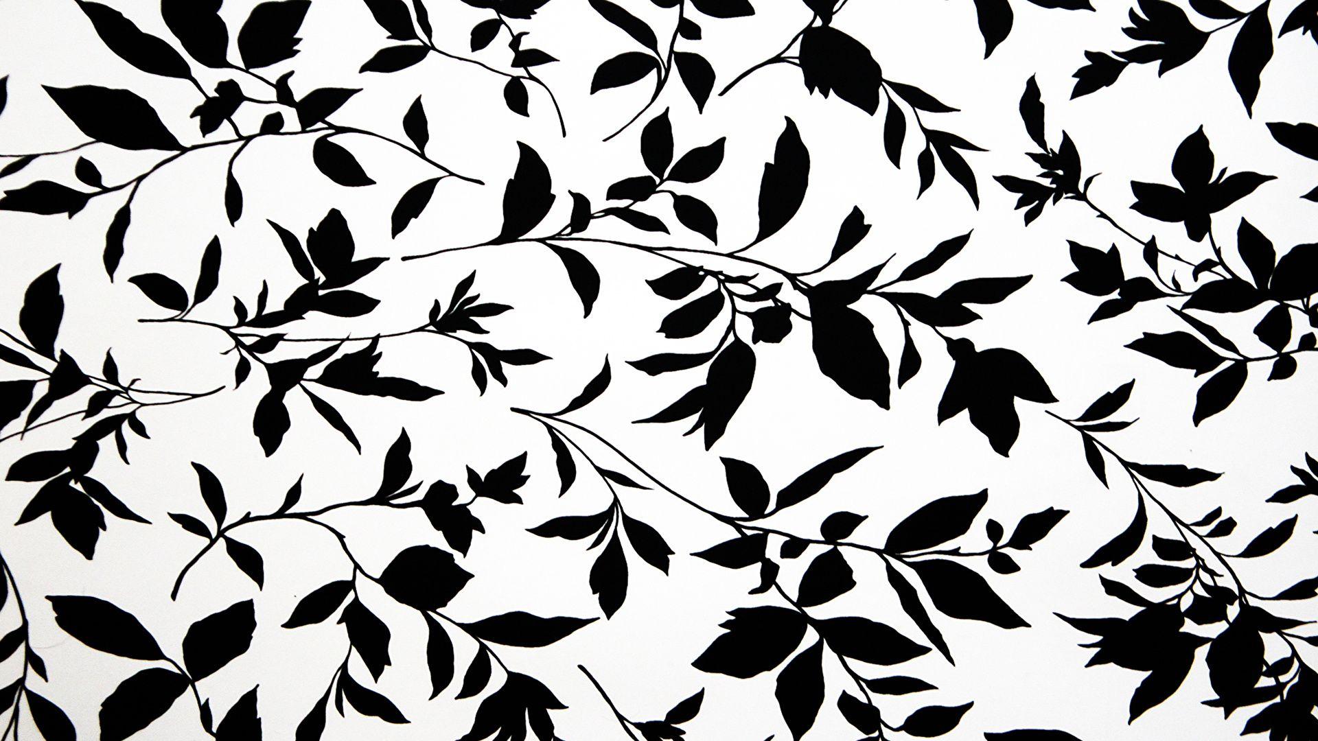 Leaf Pattern wallpaper image