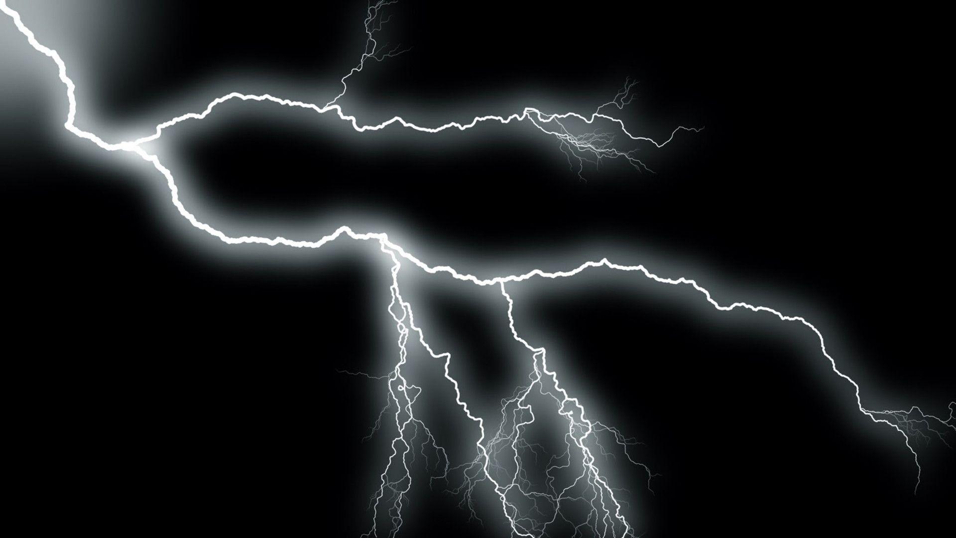 Lightning Bolt PC Wallpaper
