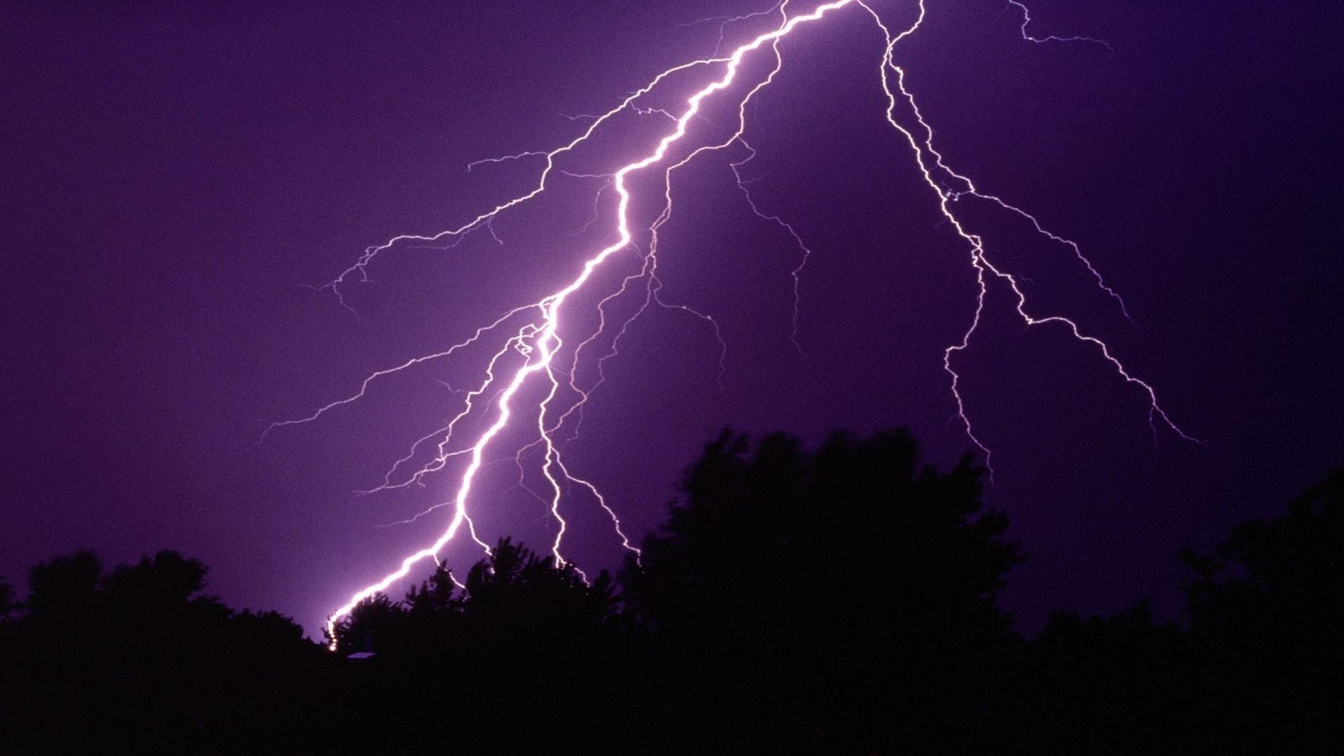 Lightning Bolt full hd 1080p wallpaper