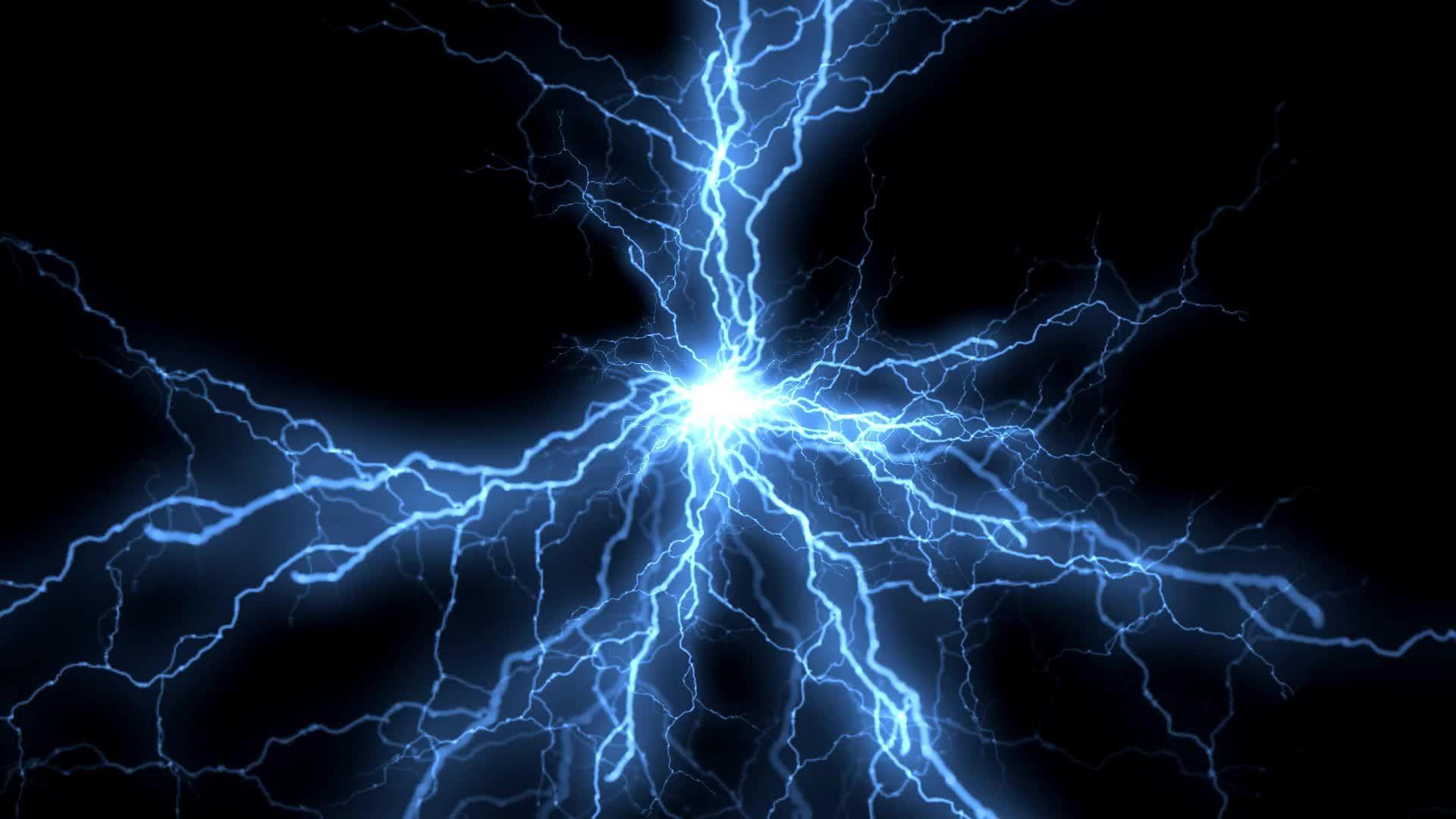 Lightning Bolt Wallpaper Image