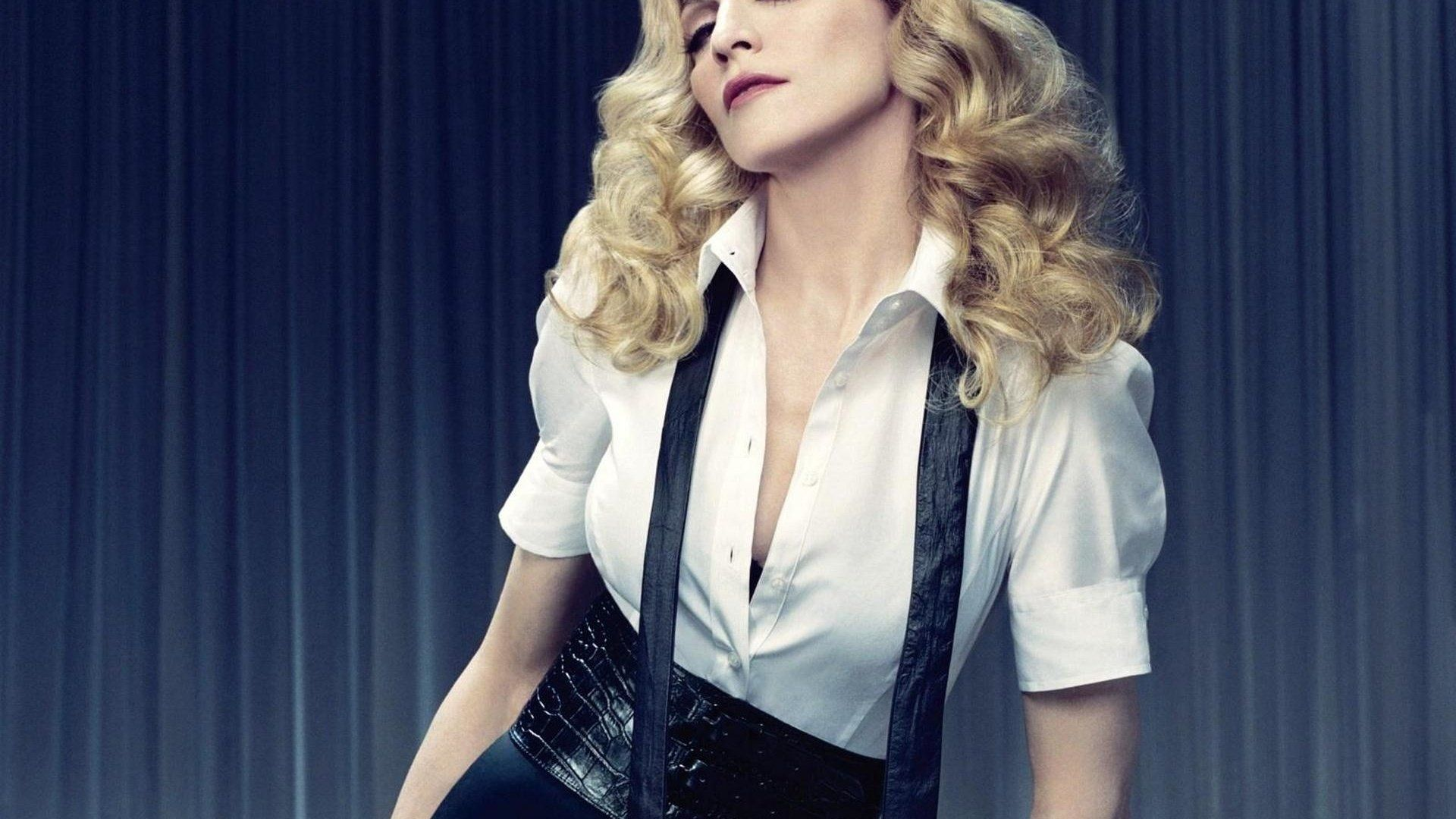 Madonna Cool HD Wallpaper