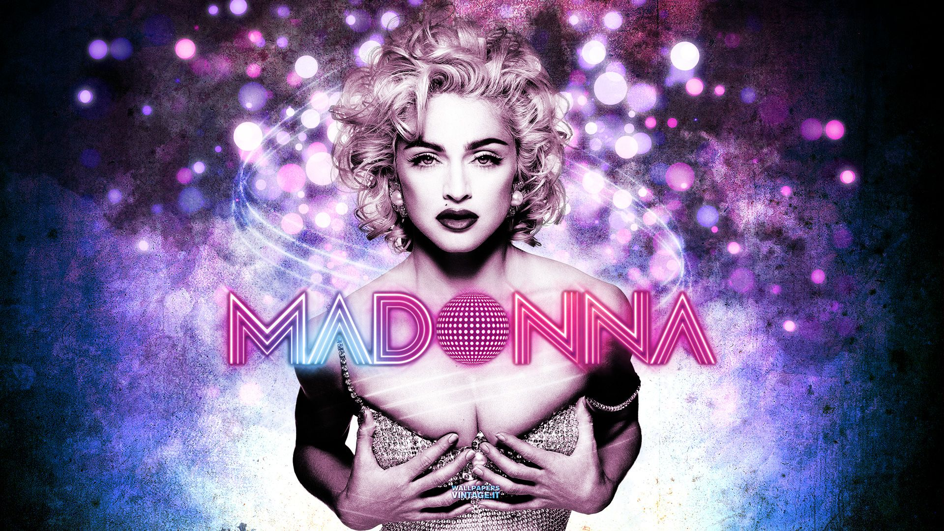 Madonna Download Wallpaper