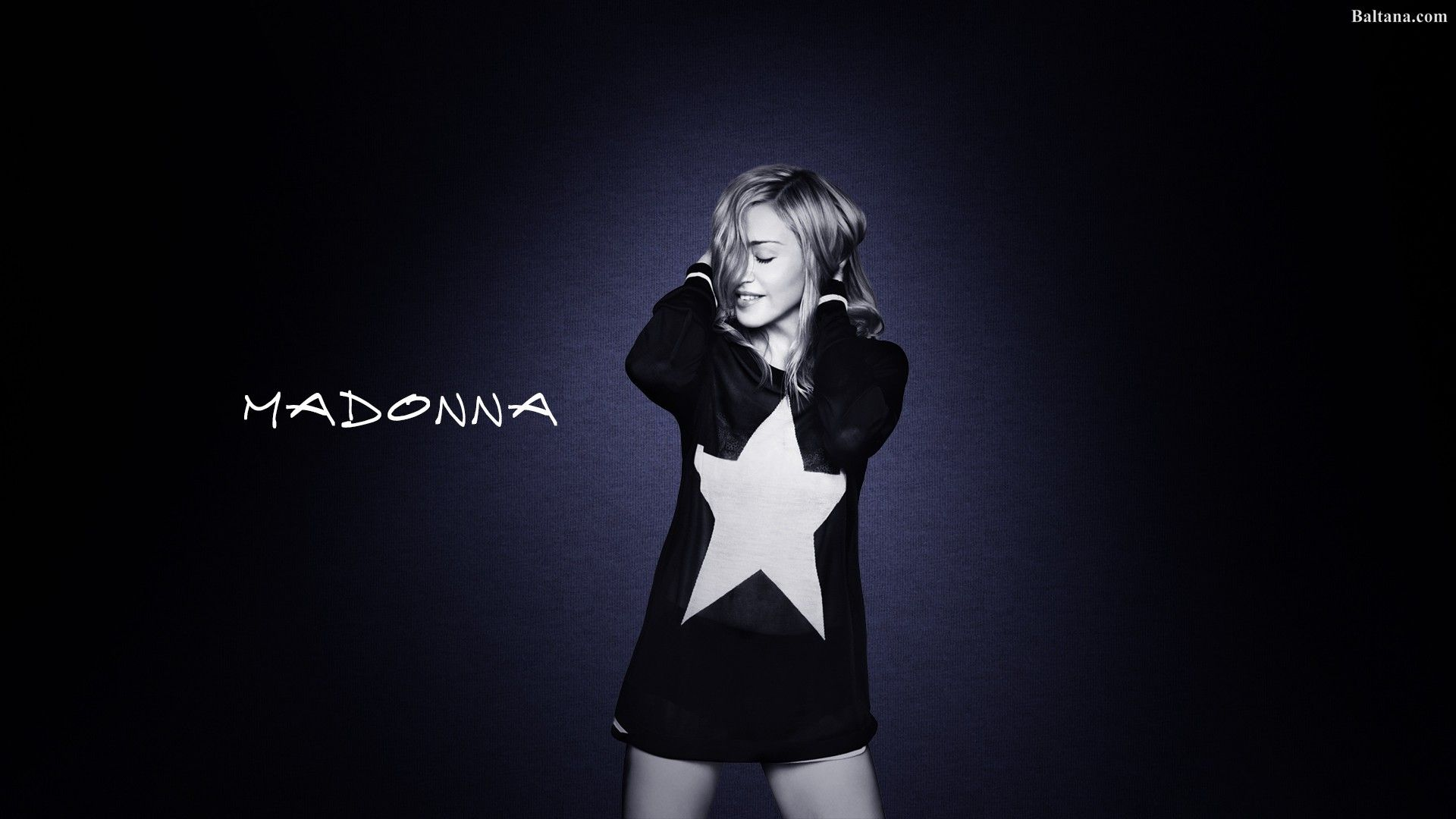 Madonna Desktop Wallpaper