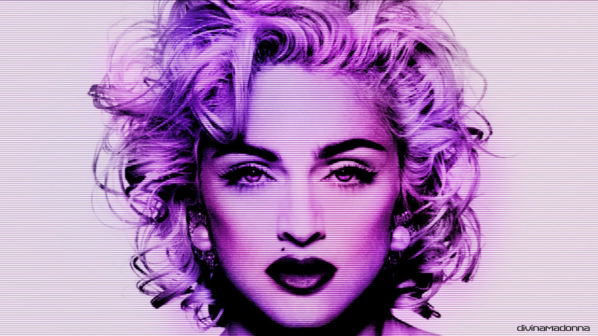 Madonna Free Wallpaper