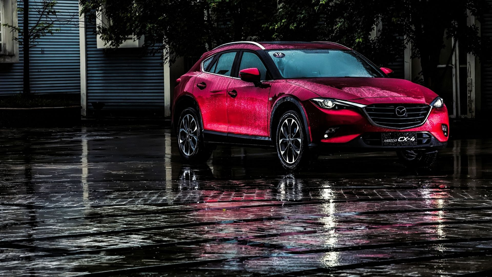 Mazda hd wallpaper 1080