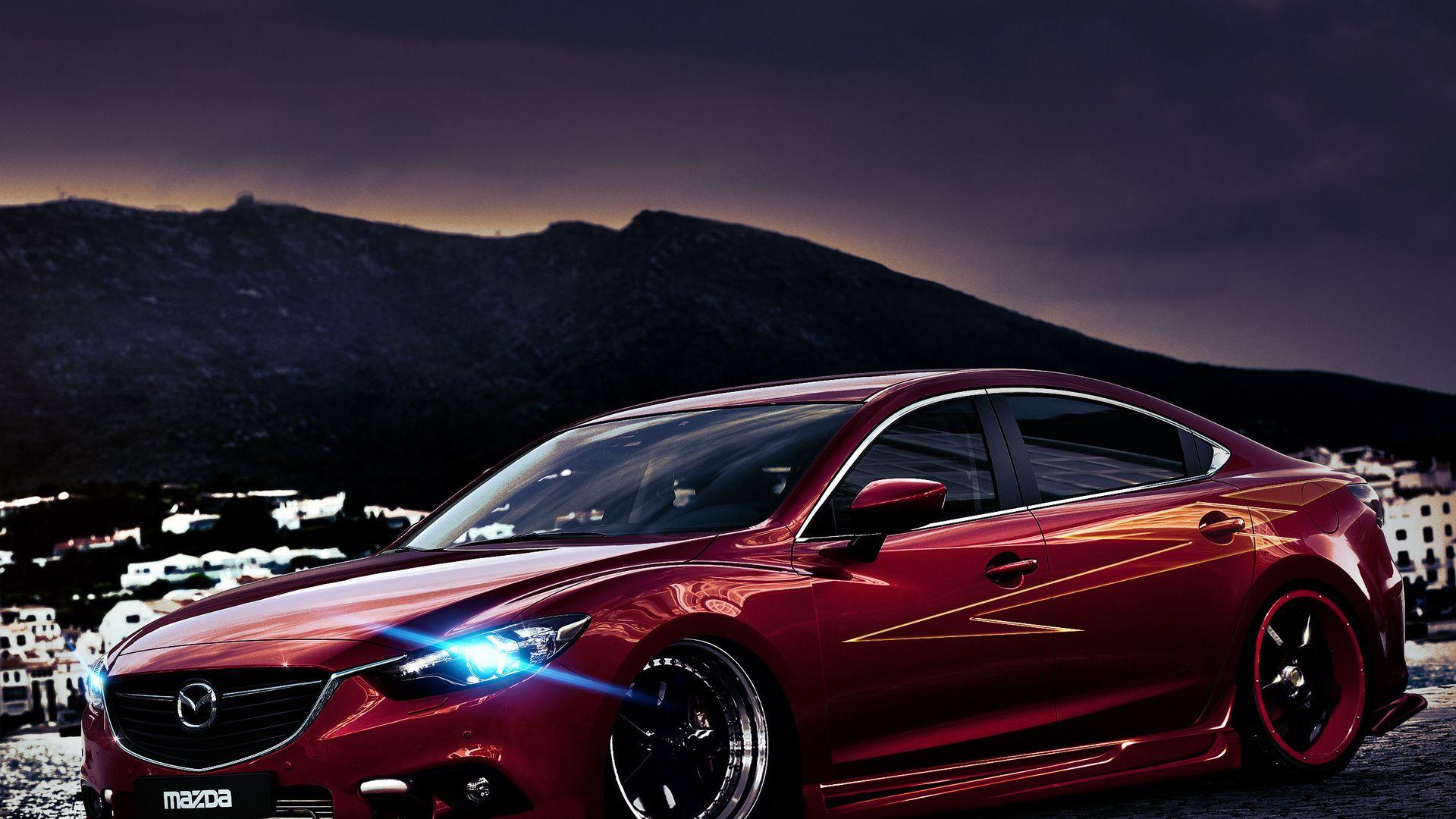 Mazda pc wallpaper