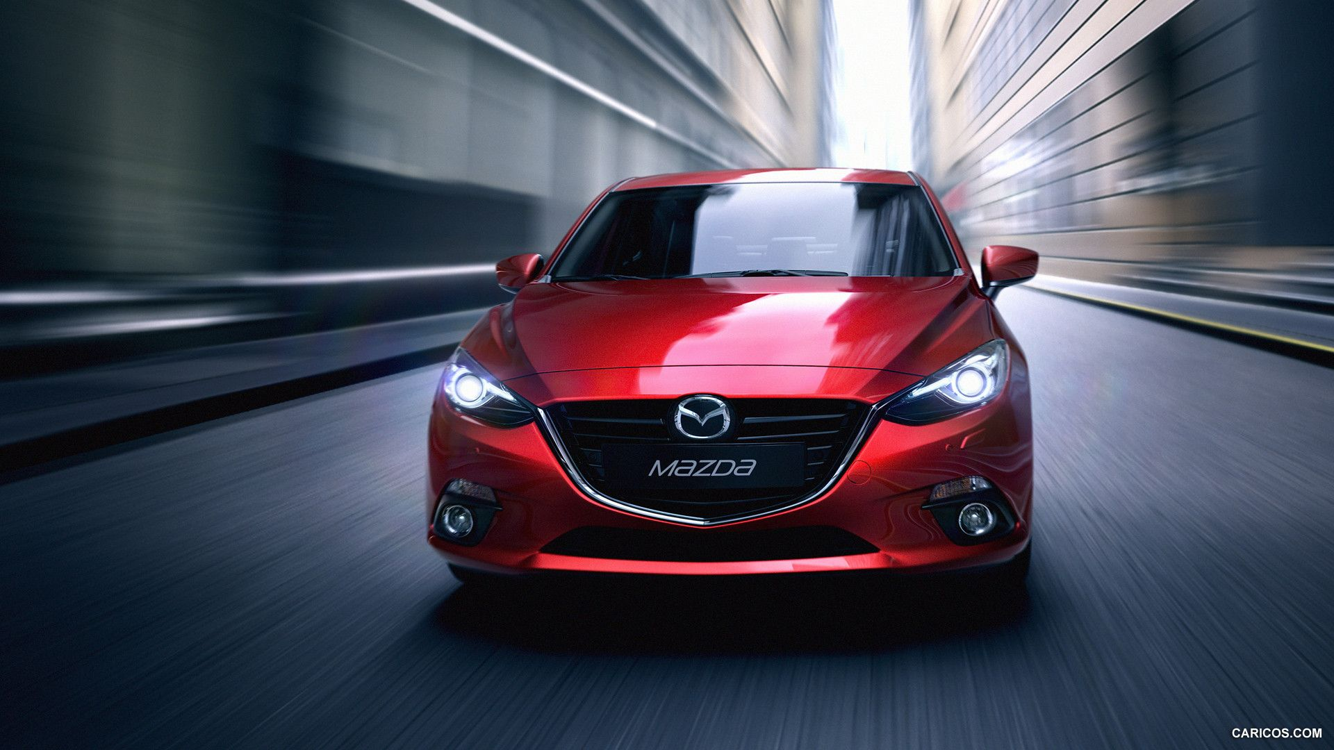 Mazda a wallpaper
