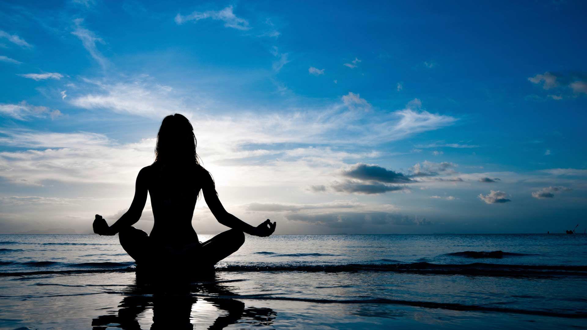 Meditation full screen hd wallpaper