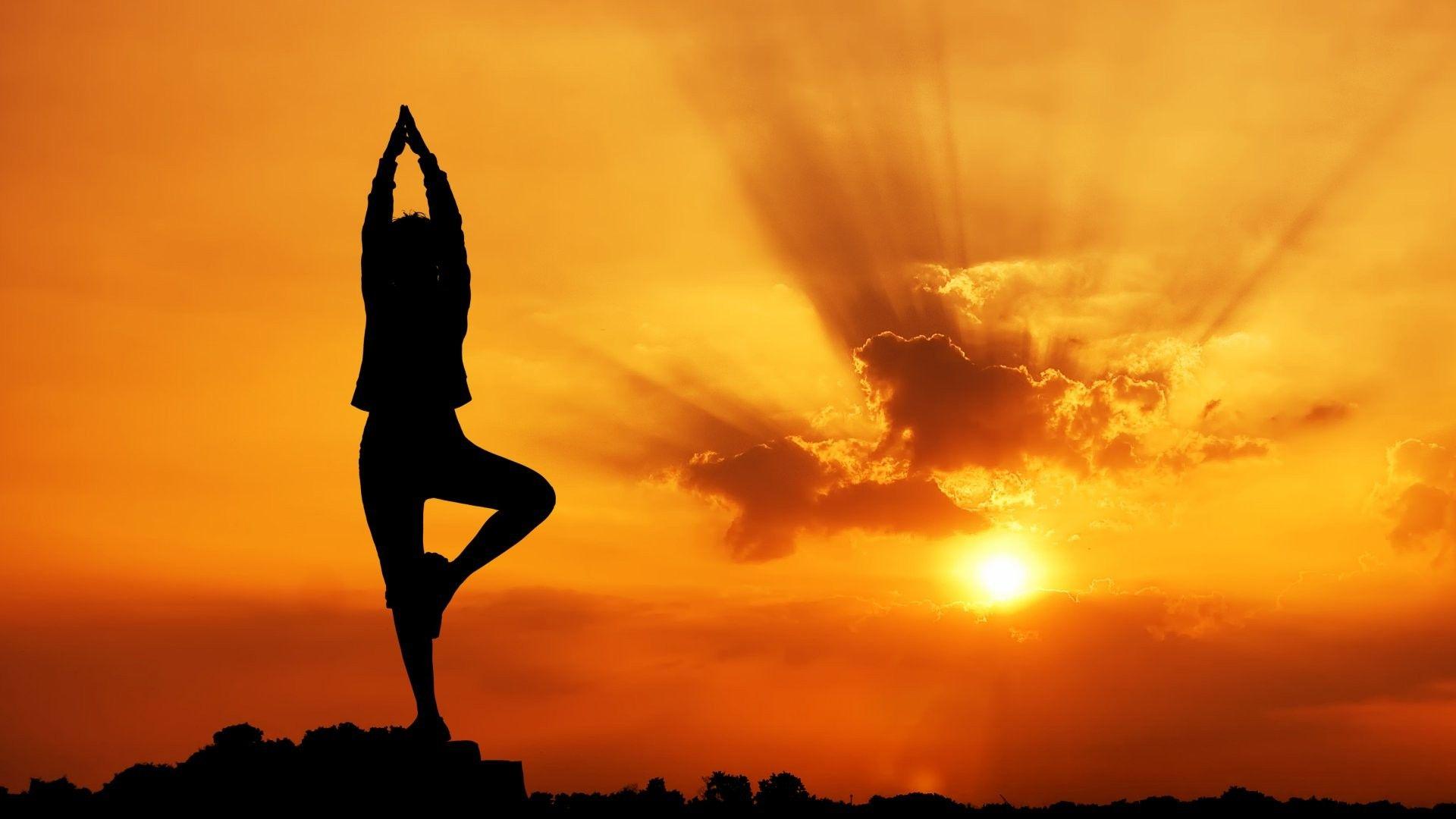 Meditation full wallpaper