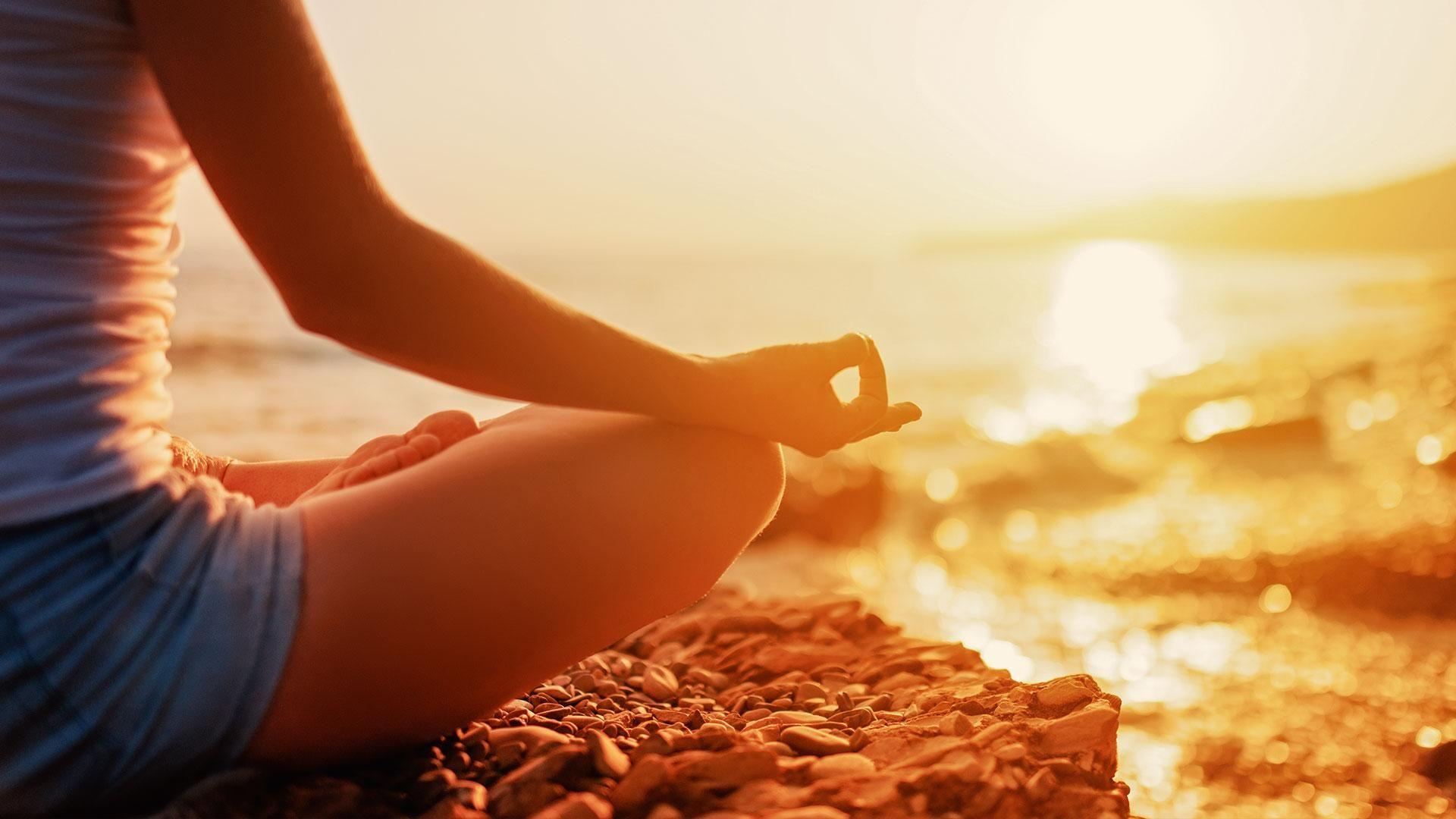 Meditation Desktop Wallpaper