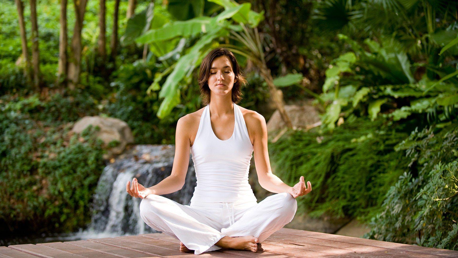 Meditation Free Wallpaper