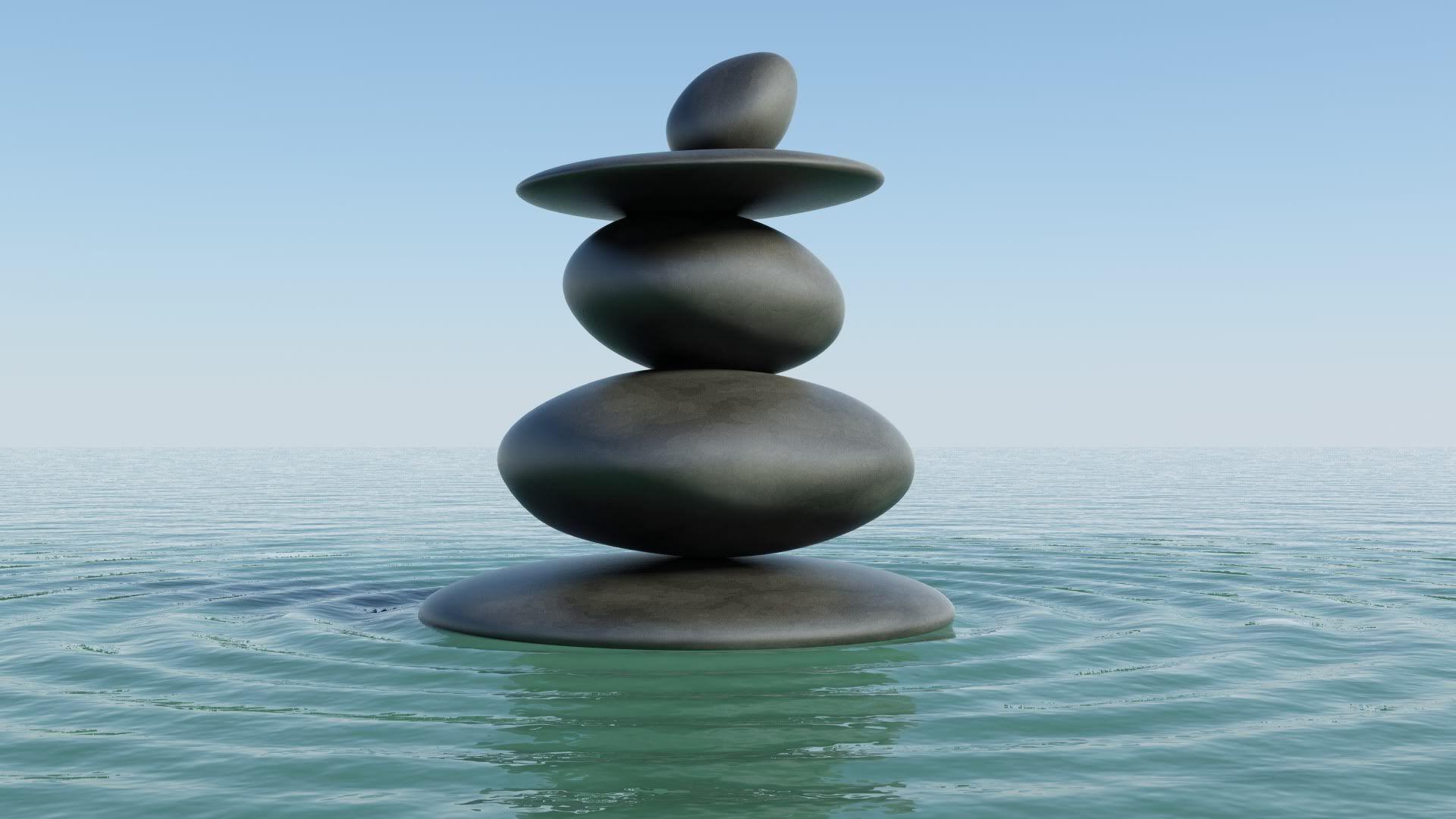 Meditation Free Desktop Wallpaper