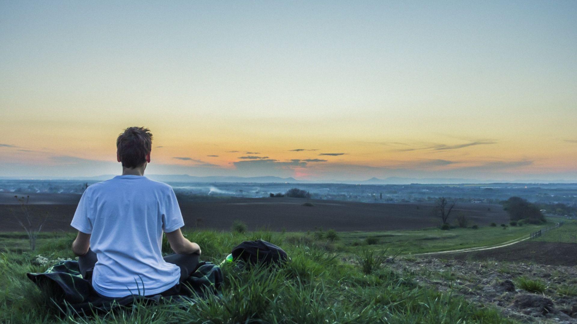 Meditation wallpaper photo full hd