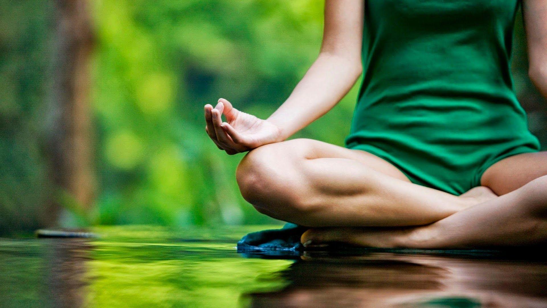 Meditation wallpaper photo