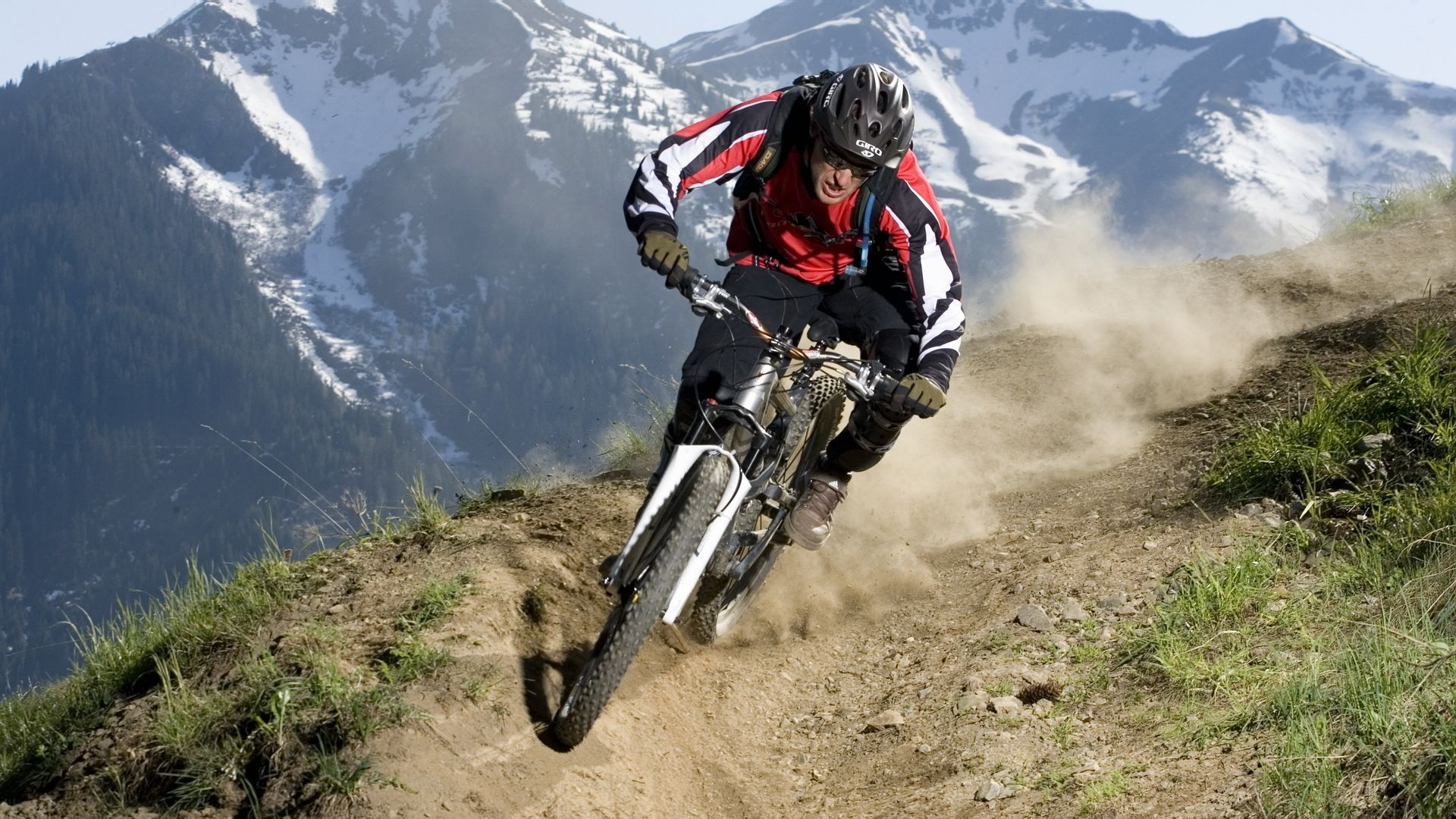 Mountain Bike full hd 1080p wallpaper
