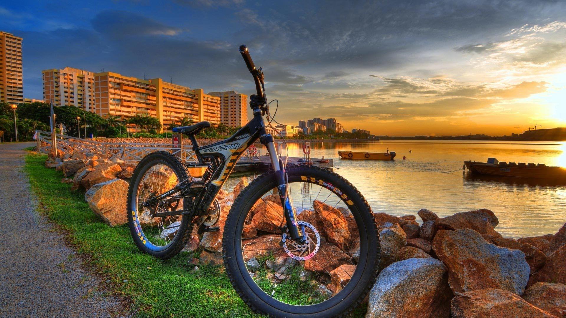 Mountain Bike download nice wallpaper