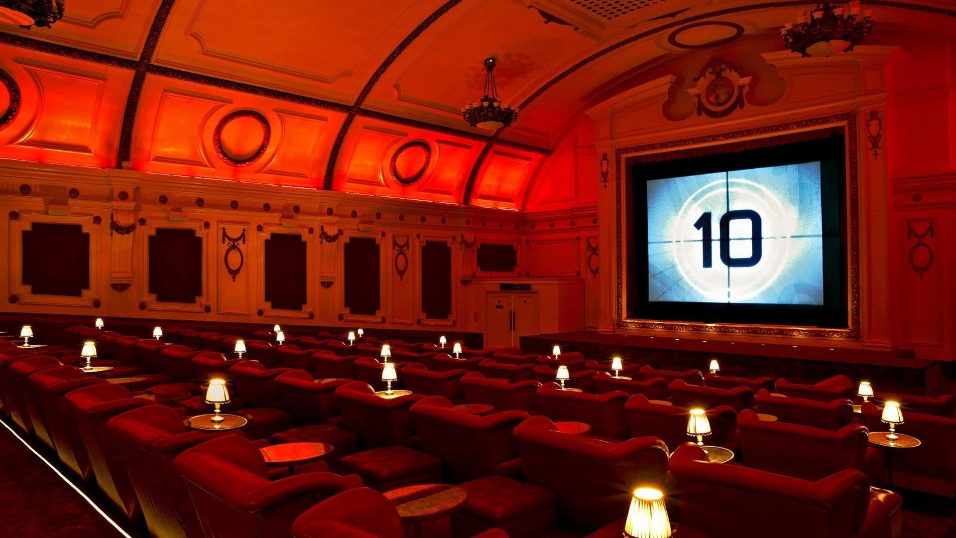 Movie Theater hd wallpaper 1080