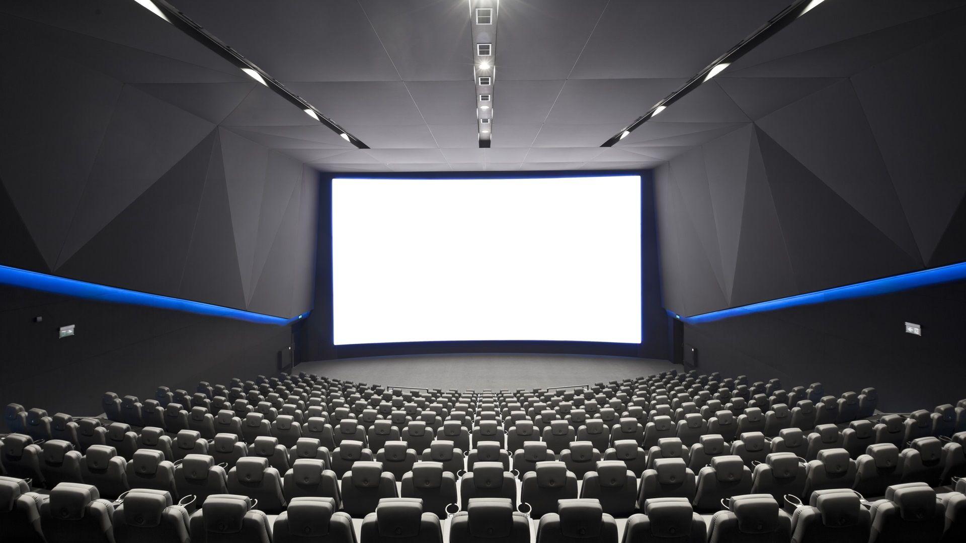 Movie Theater full wallpaper
