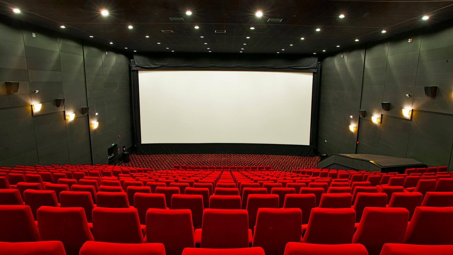 Movie Theater 1080p Wallpaper
