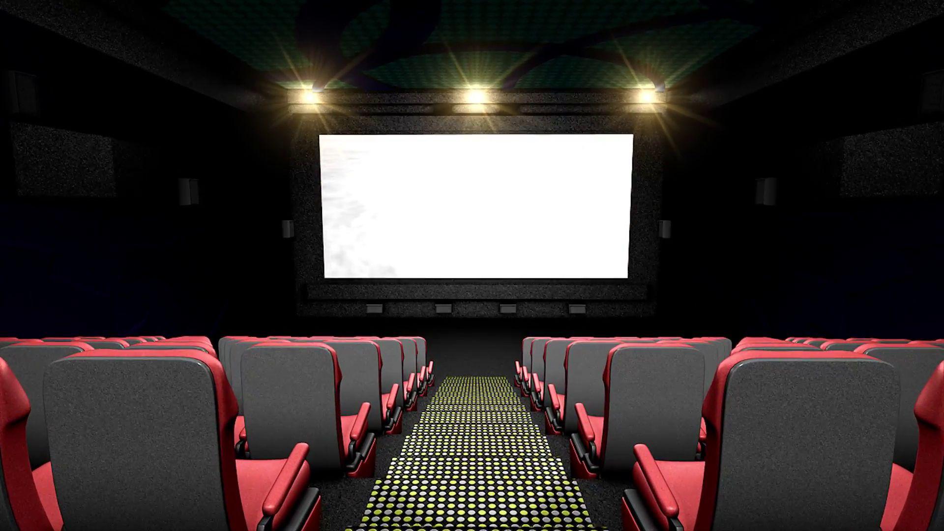 Movie Theater laptop wallpaper