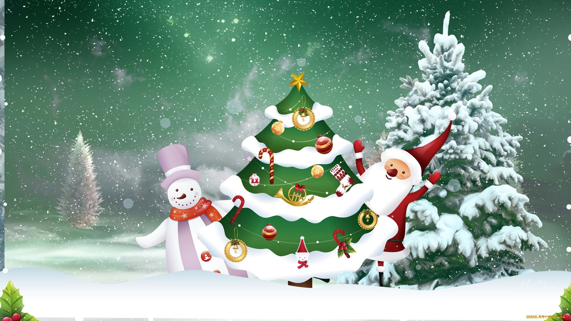 New Year Different full hd wallpaper for laptop