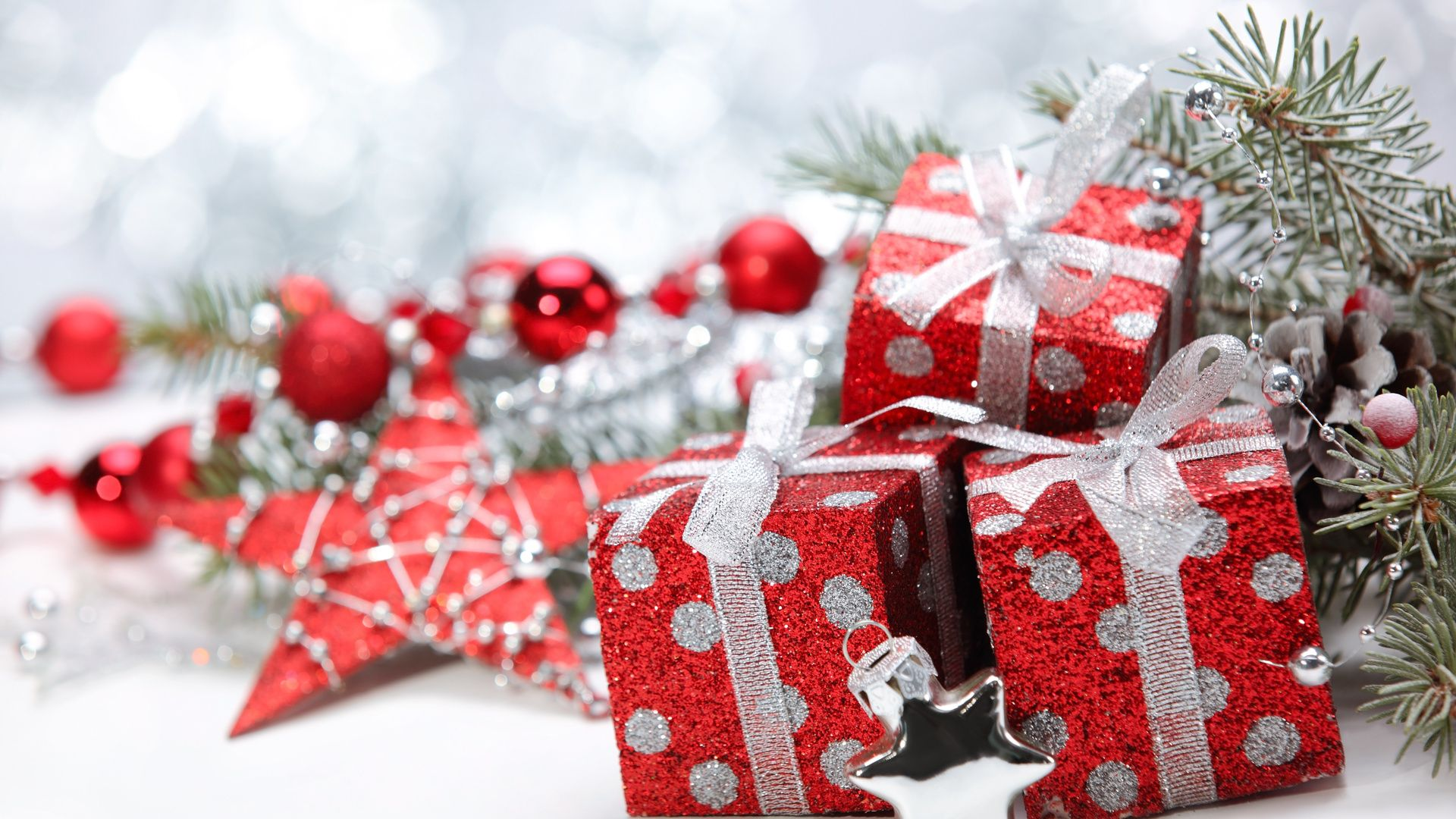New Year Gifts wallpaper image hd