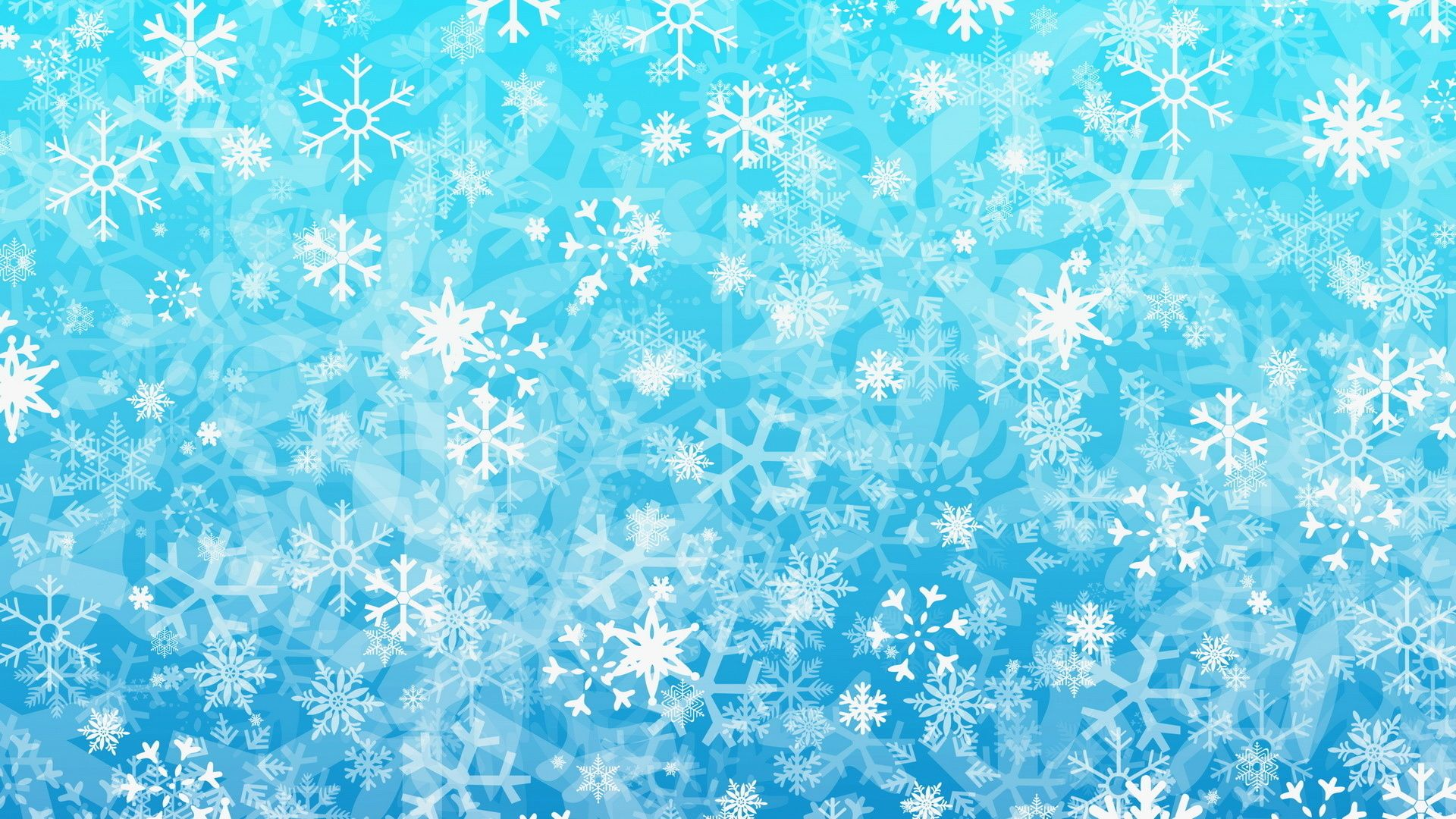 New Year With Snowflakes beautiful wallpaper