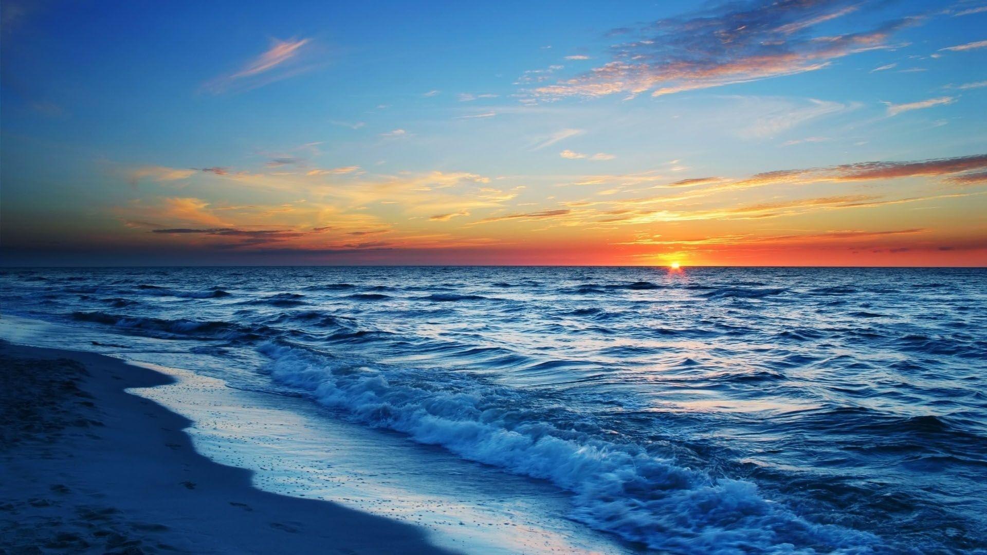 Ocean Themed 1080p Wallpaper